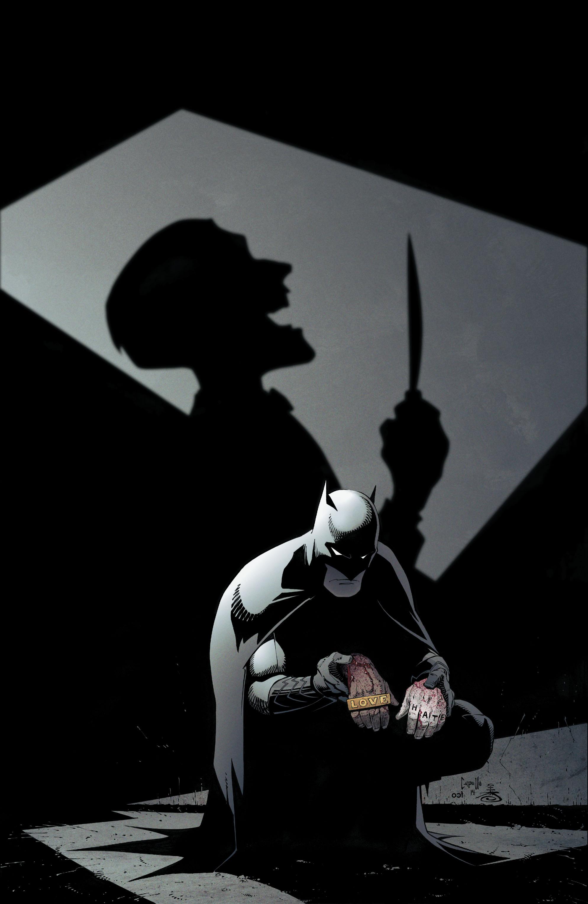 Read online Batman (2011) comic -  Issue # _TPB 7 - 77