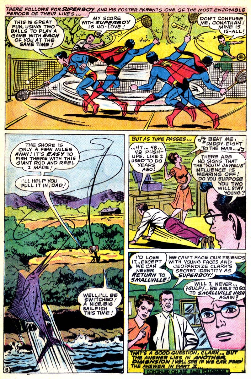 Superboy (1949) issue 145 - Page 9