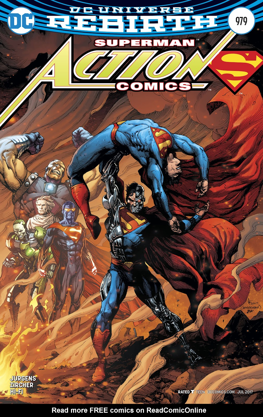 Read online Action Comics (2016) comic -  Issue #979 - 3