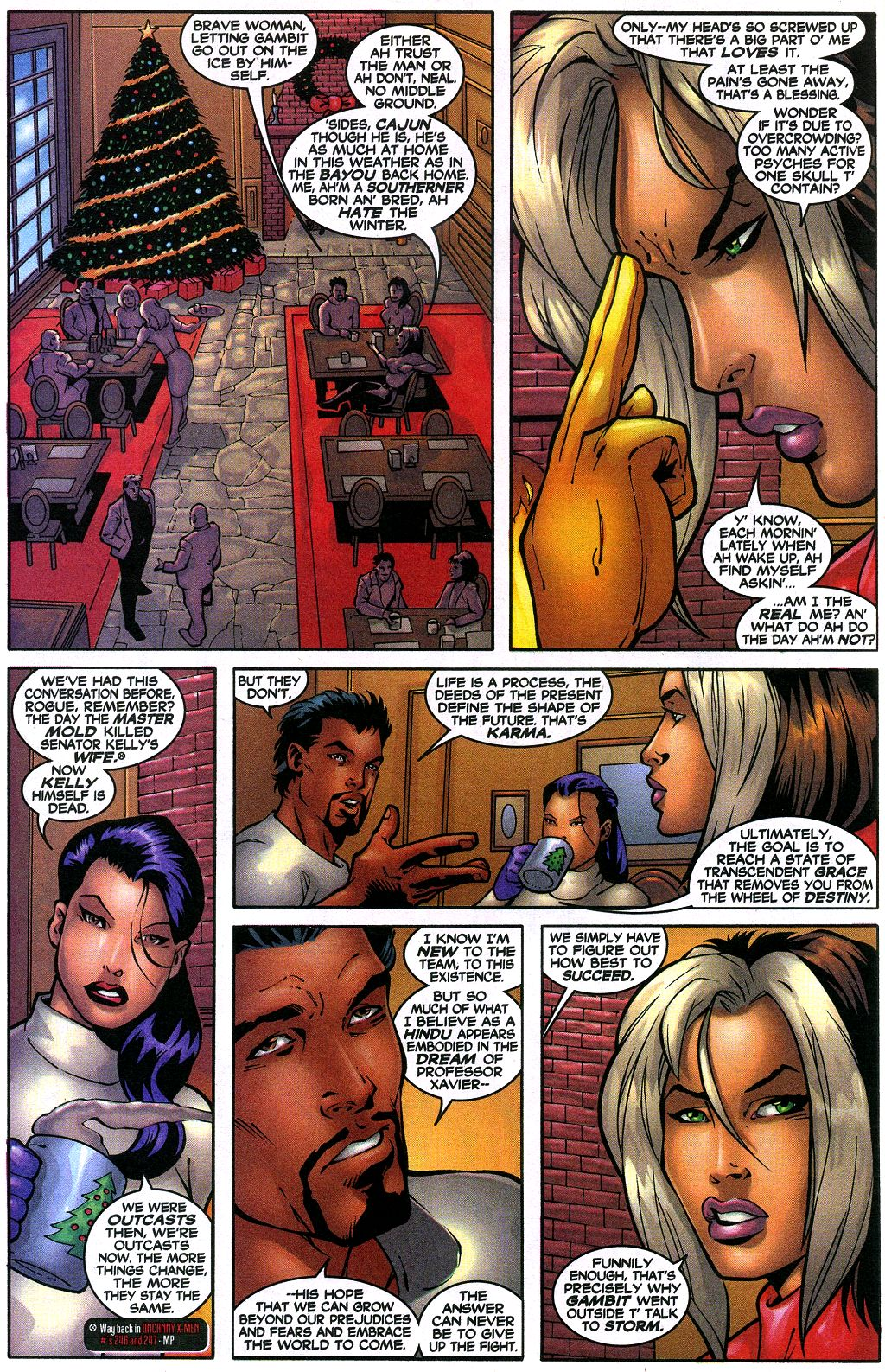 X-Men (1991) 109 Page 7