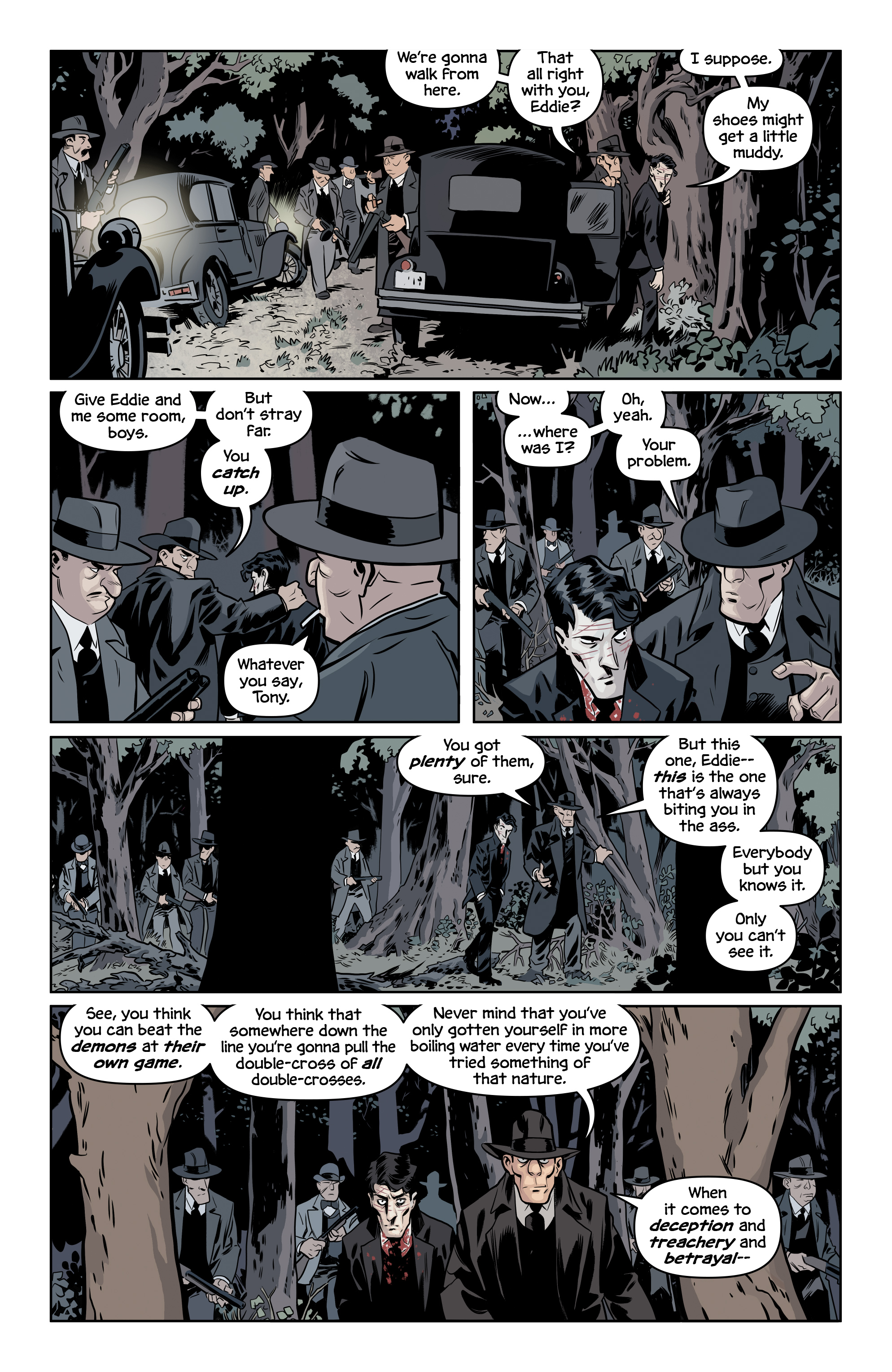 Read online The Damned comic -  Issue #2 - 7
