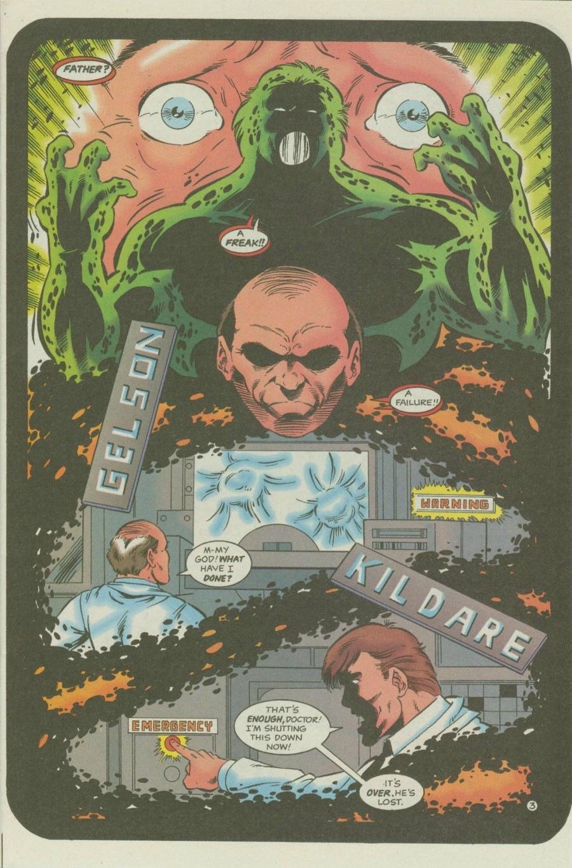 Read online Ex-Mutants comic -  Issue #6 - 5
