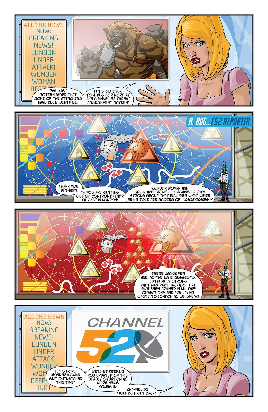 Legion of Super-Heroes (2011) Issue #22 #23 - English 23