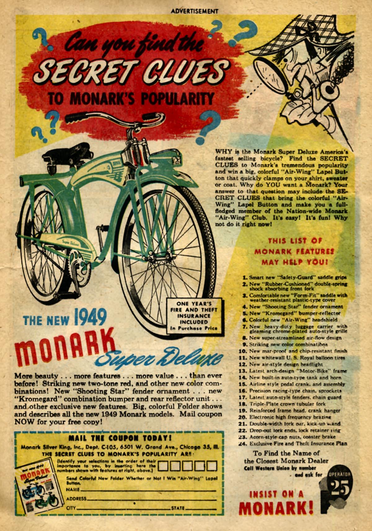 Read online Adventure Comics (1938) comic -  Issue #141 - 35