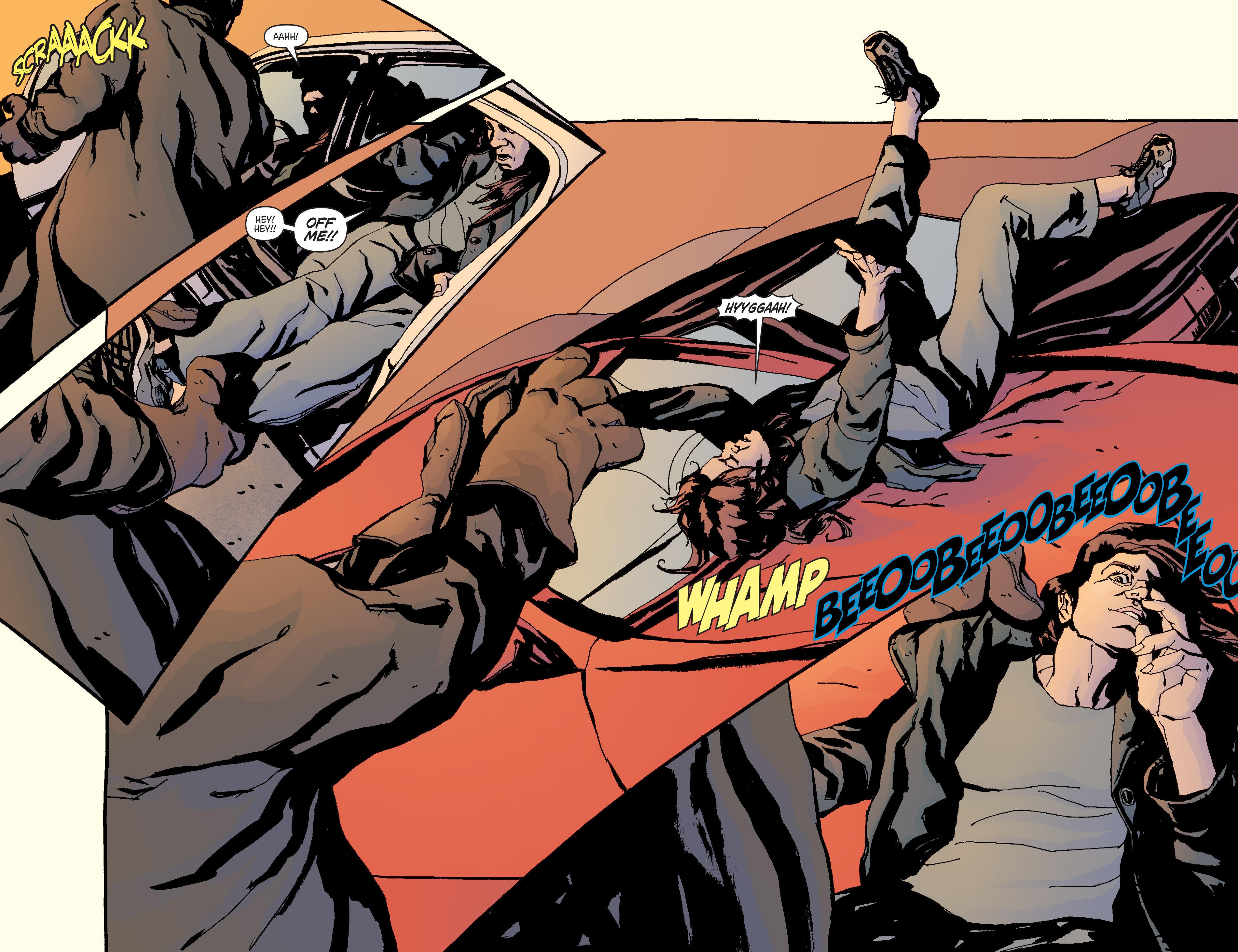 Read online Alias comic -  Issue #4 - 18