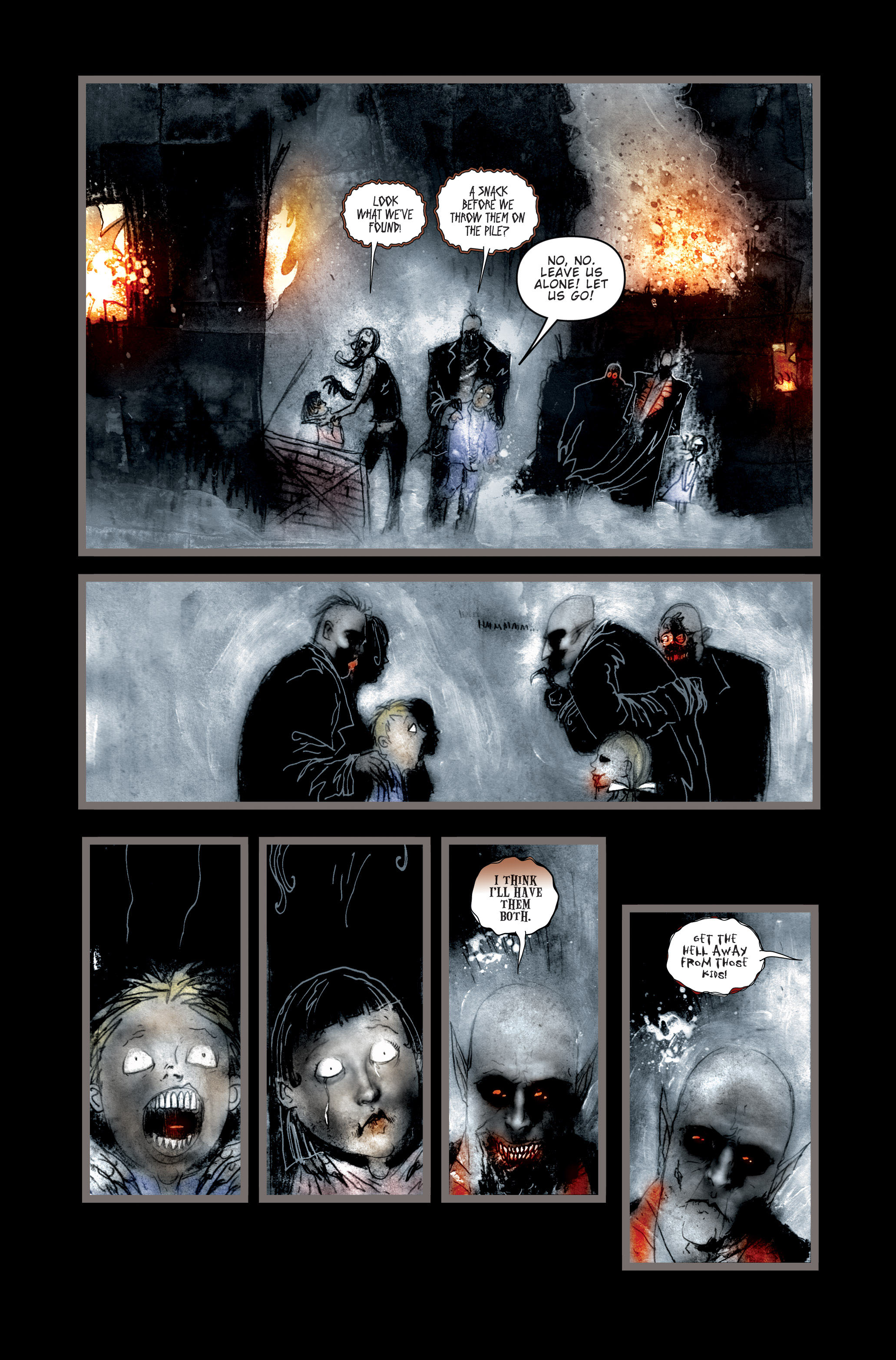 Read online 30 Days of Night (2002) comic -  Issue #3 - 17