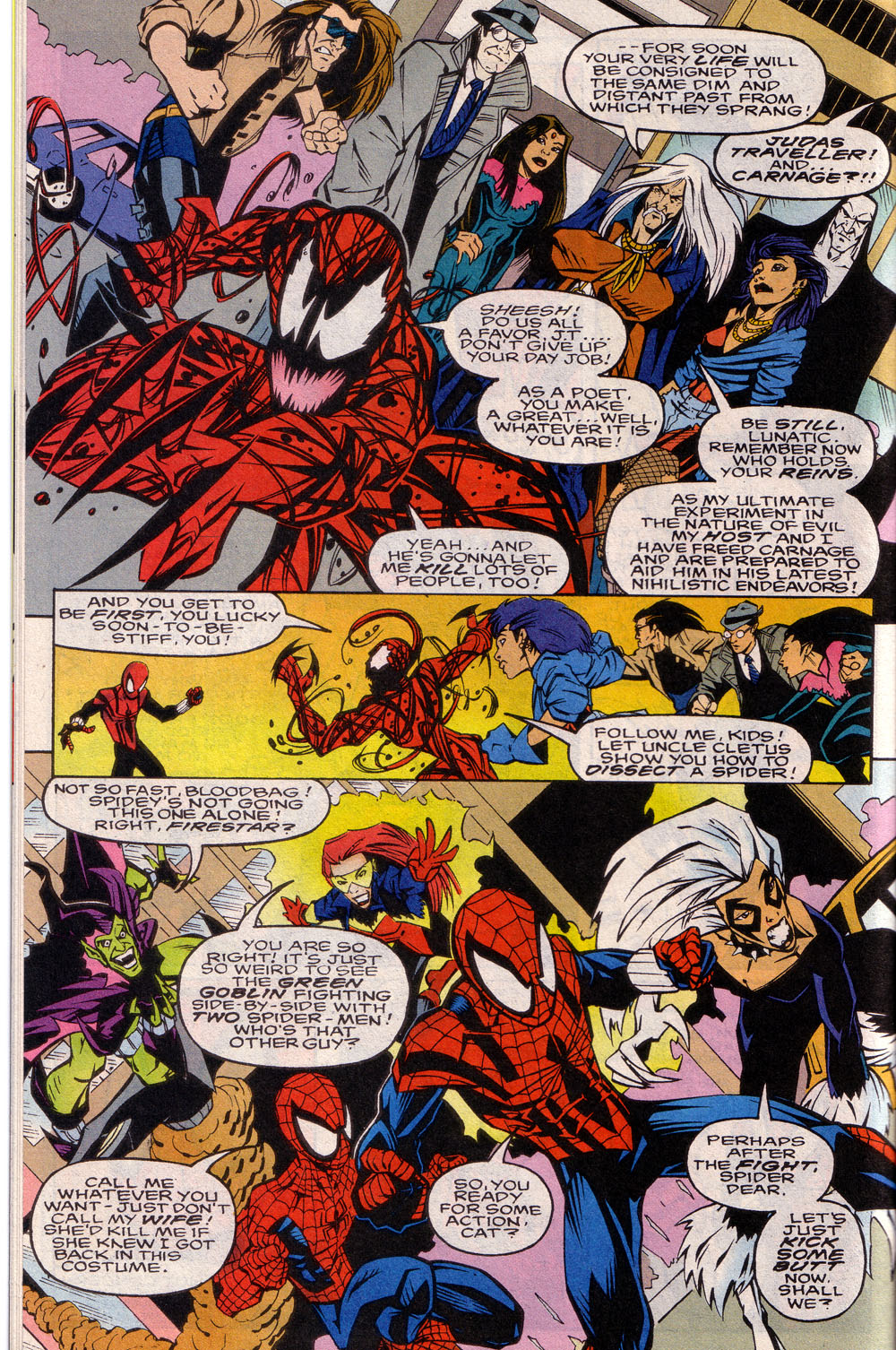 Read online 101 Ways to End the Clone Saga comic -  Issue #101 Ways to End the Clone Saga Full - 17