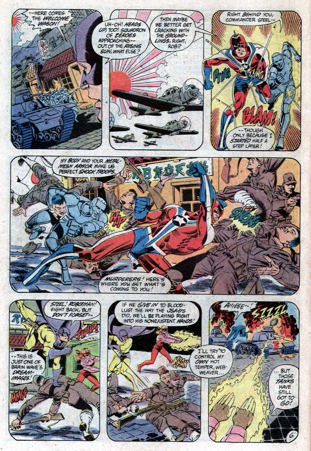 Read online All-Star Squadron comic -  Issue #20 - 9