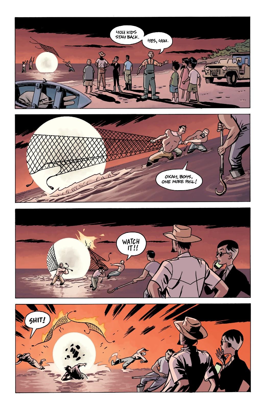 Read online The Twilight Children comic -  Issue #1 - 9