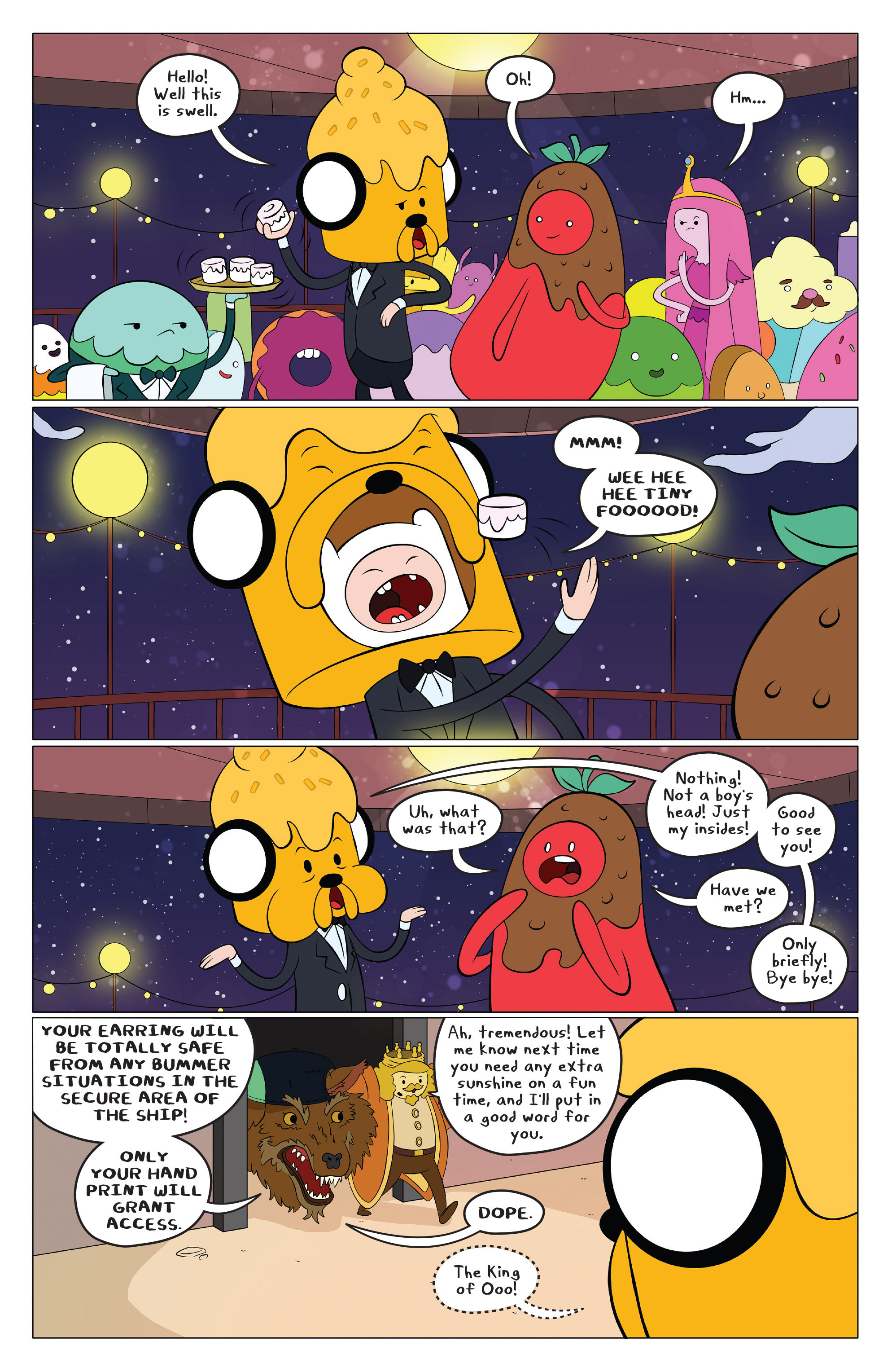 Read online Adventure Time comic -  Issue #43 - 13