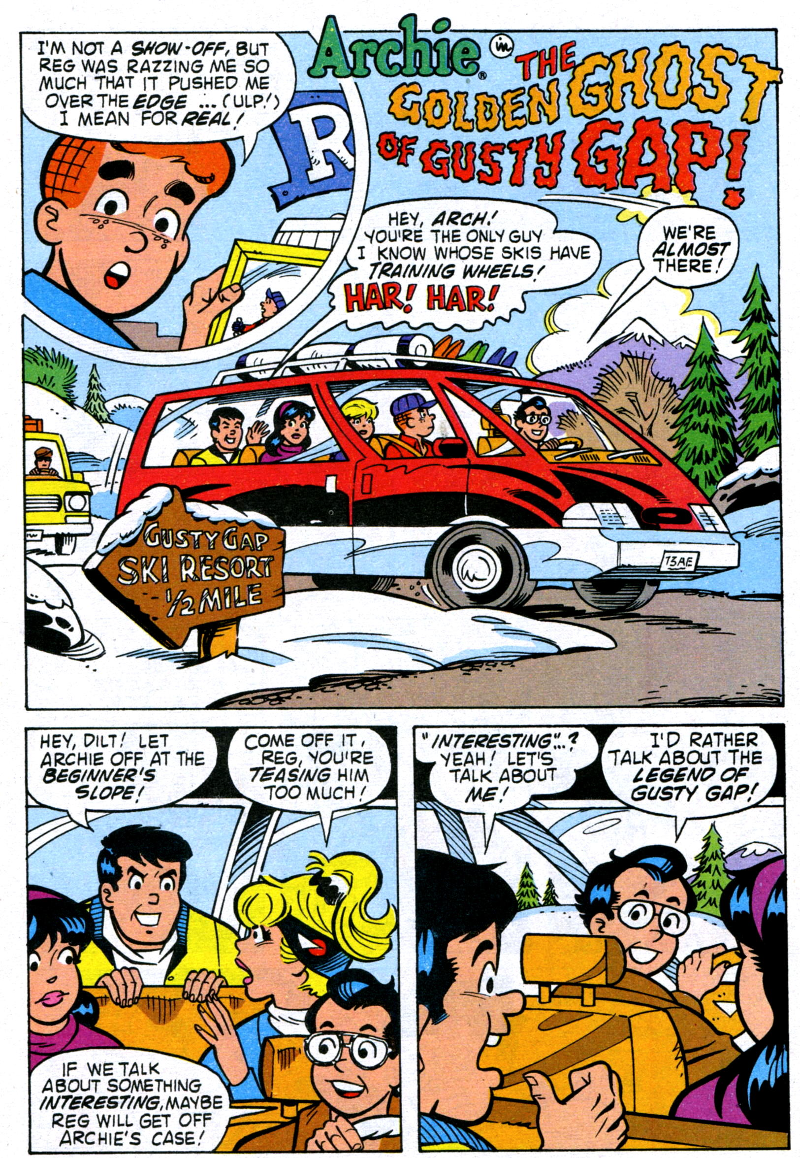 Read online World of Archie comic -  Issue #14 - 29
