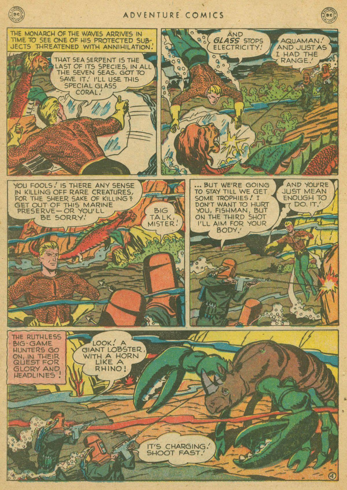 Read online Adventure Comics (1938) comic -  Issue #142 - 27