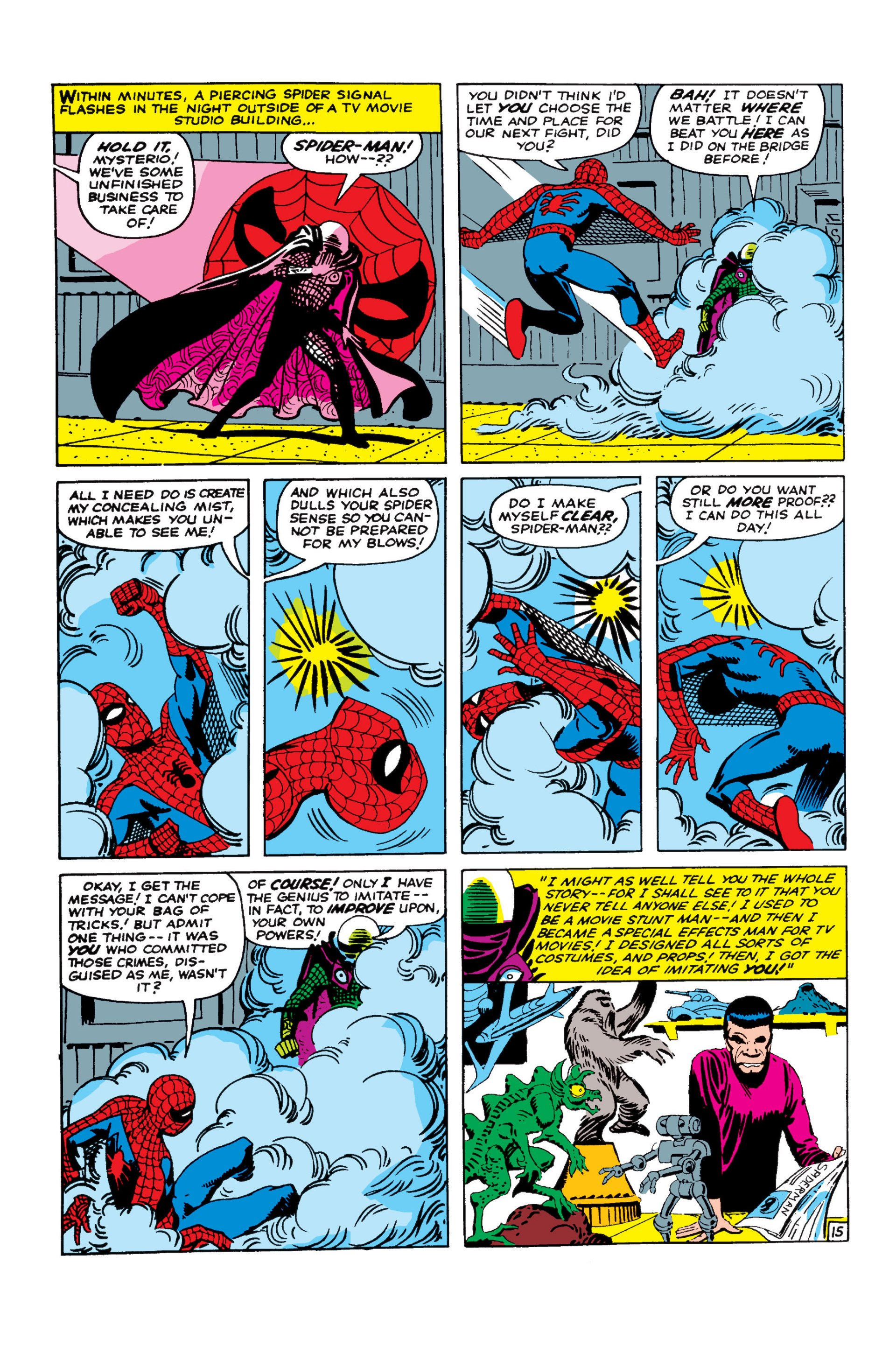 The Amazing Spider-Man (1963) 13 Page 15