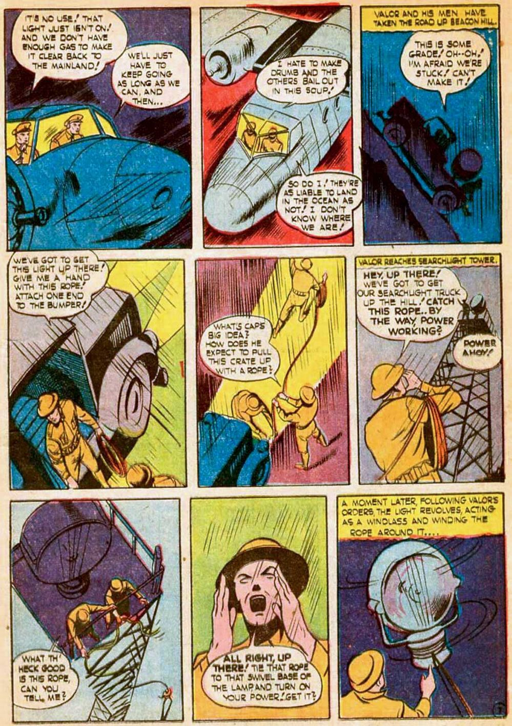 Zip Comics issue 19 - Page 23