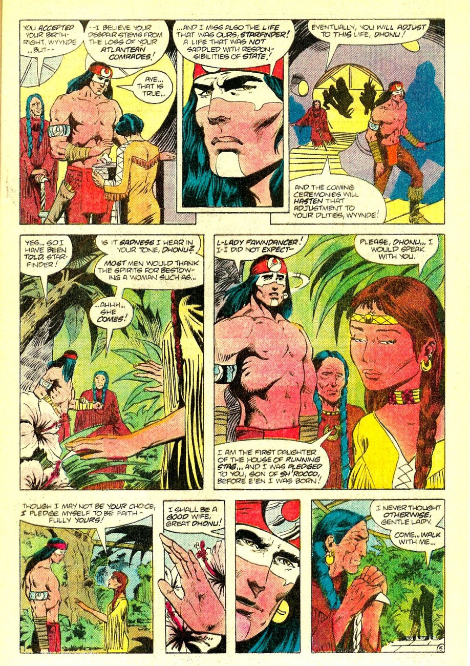 Read online Arion, Lord of Atlantis comic -  Issue #16 - 6