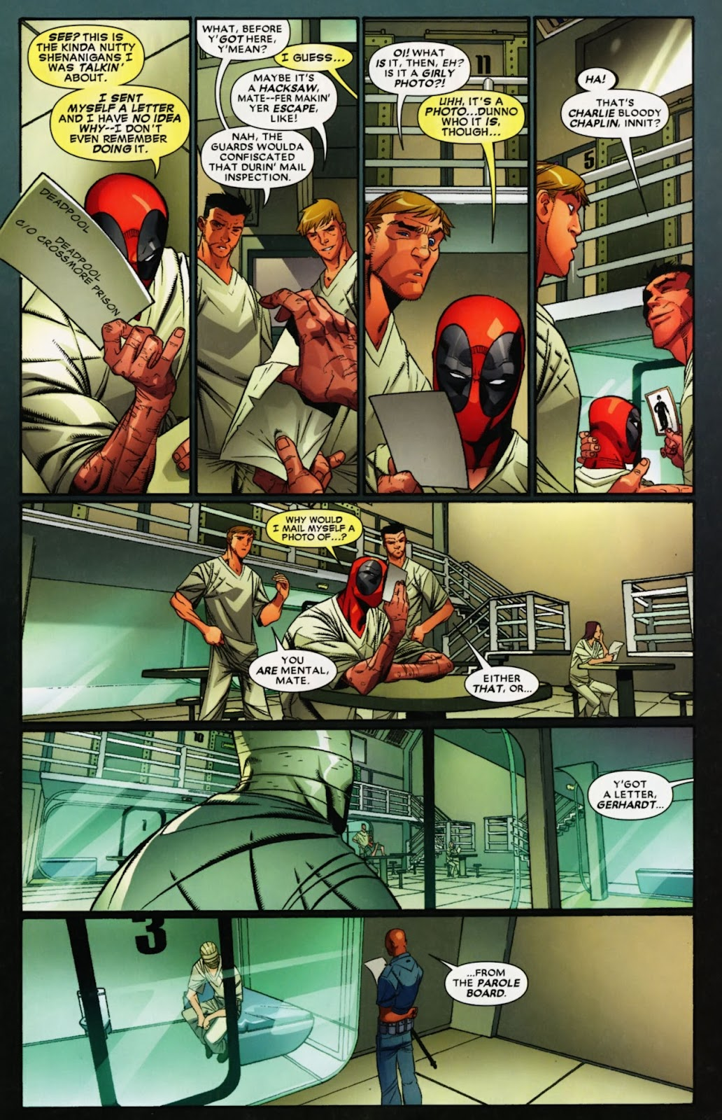 Read online Deadpool (2008) comic -  Issue #41 - 15