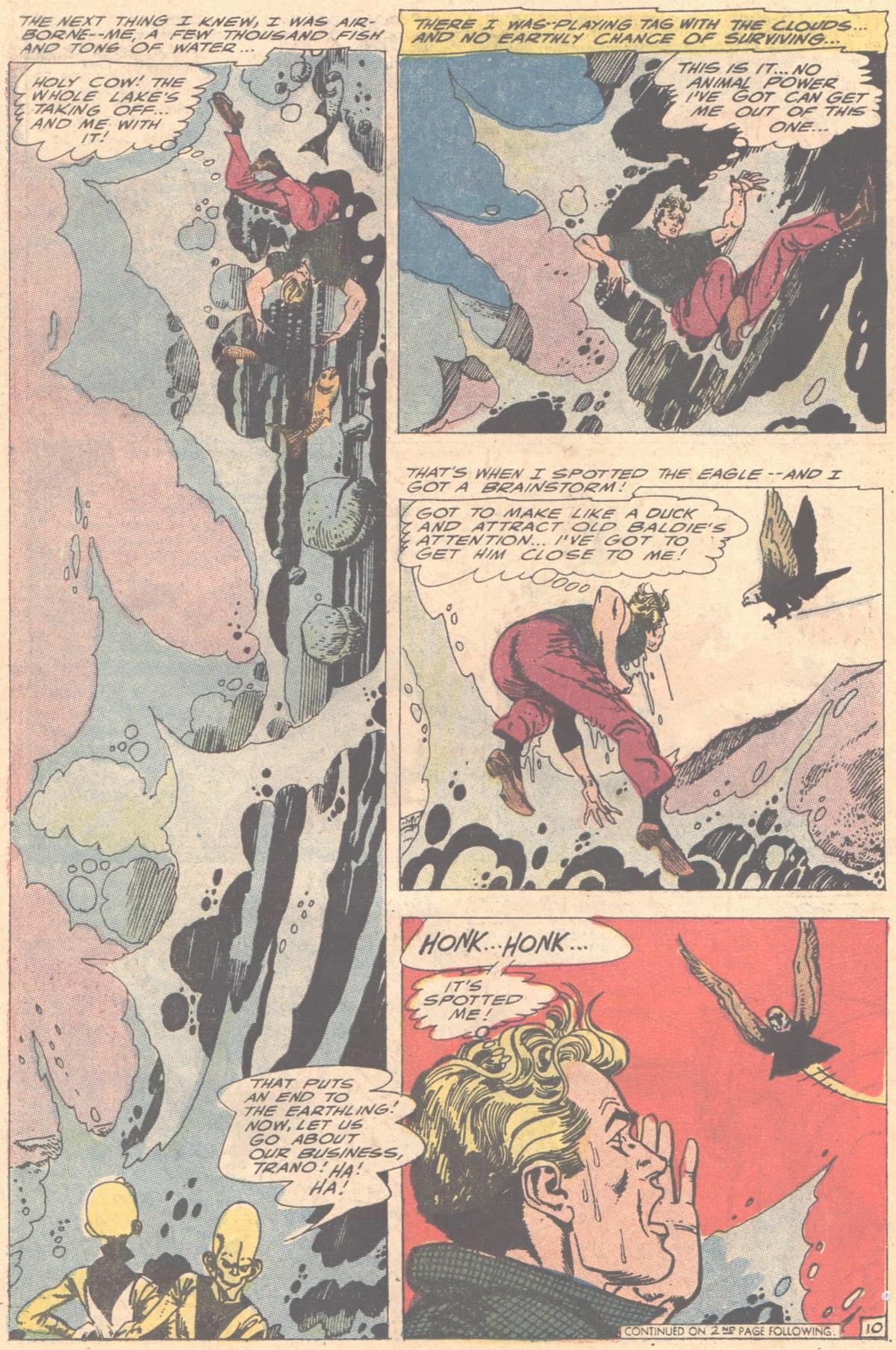Read online Adventure Comics (1938) comic -  Issue #414 - 32
