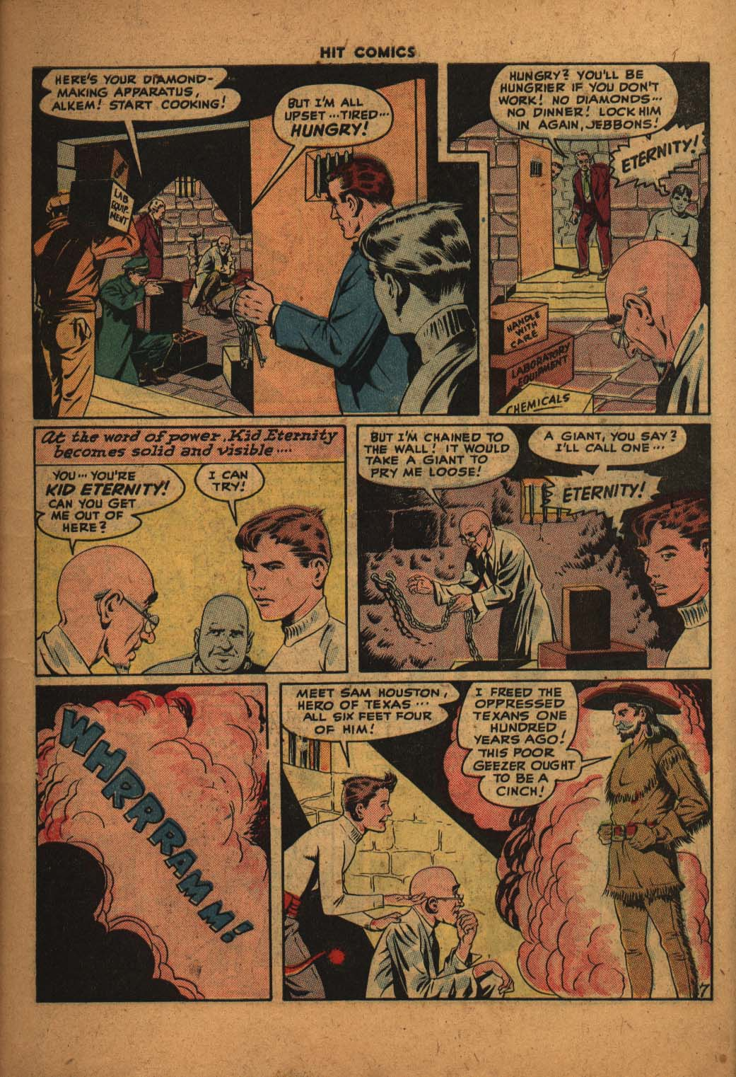 Read online Hit Comics comic -  Issue #47 - 8
