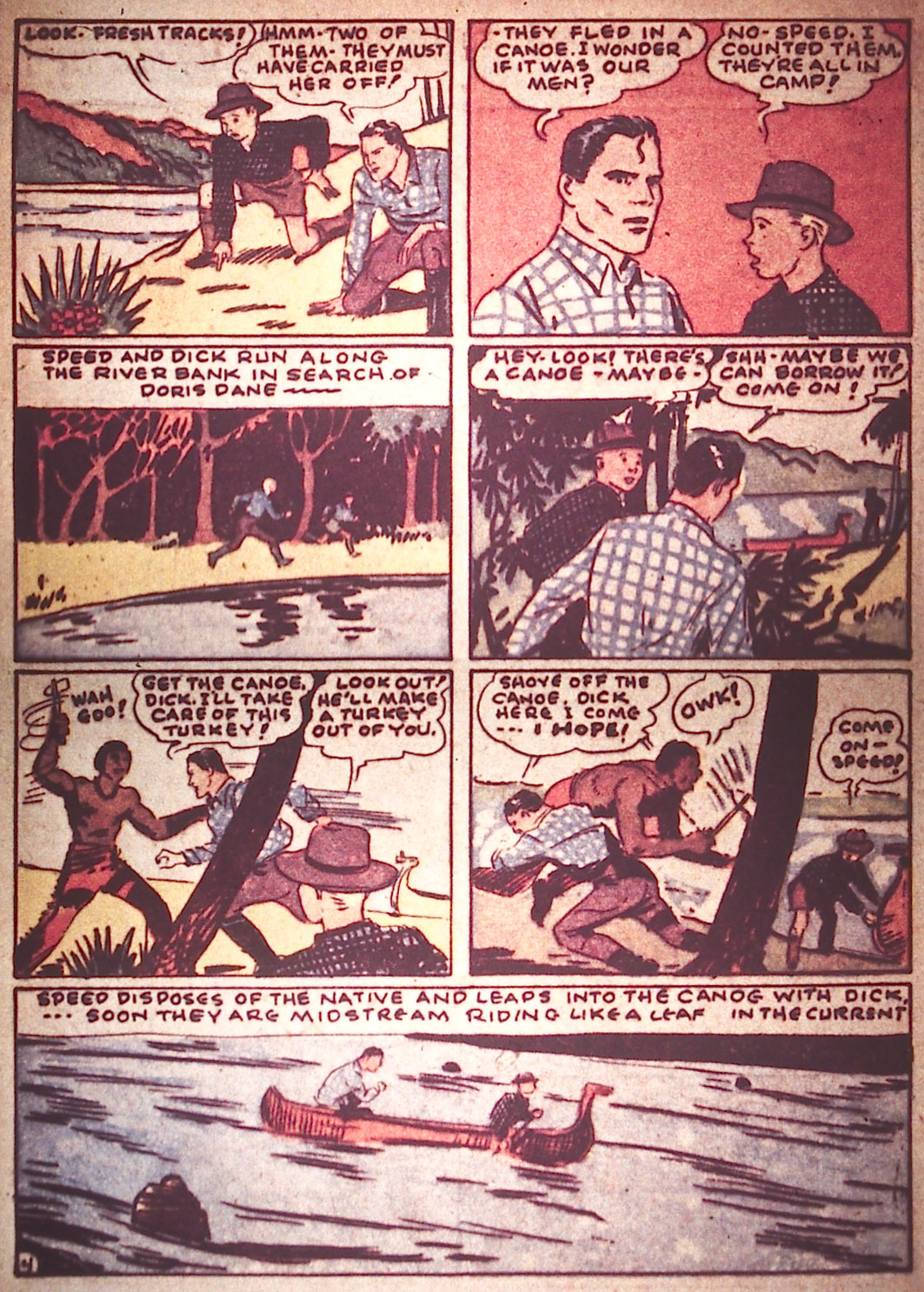 Detective Comics (1937) 14 Page 5