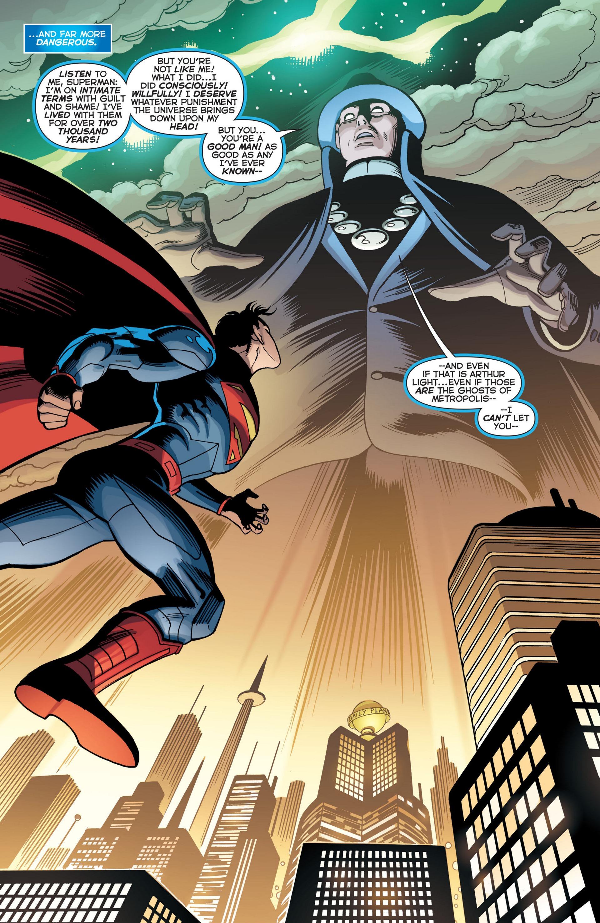 Read online Trinity of Sin: The Phantom Stranger comic -  Issue #18 - 10