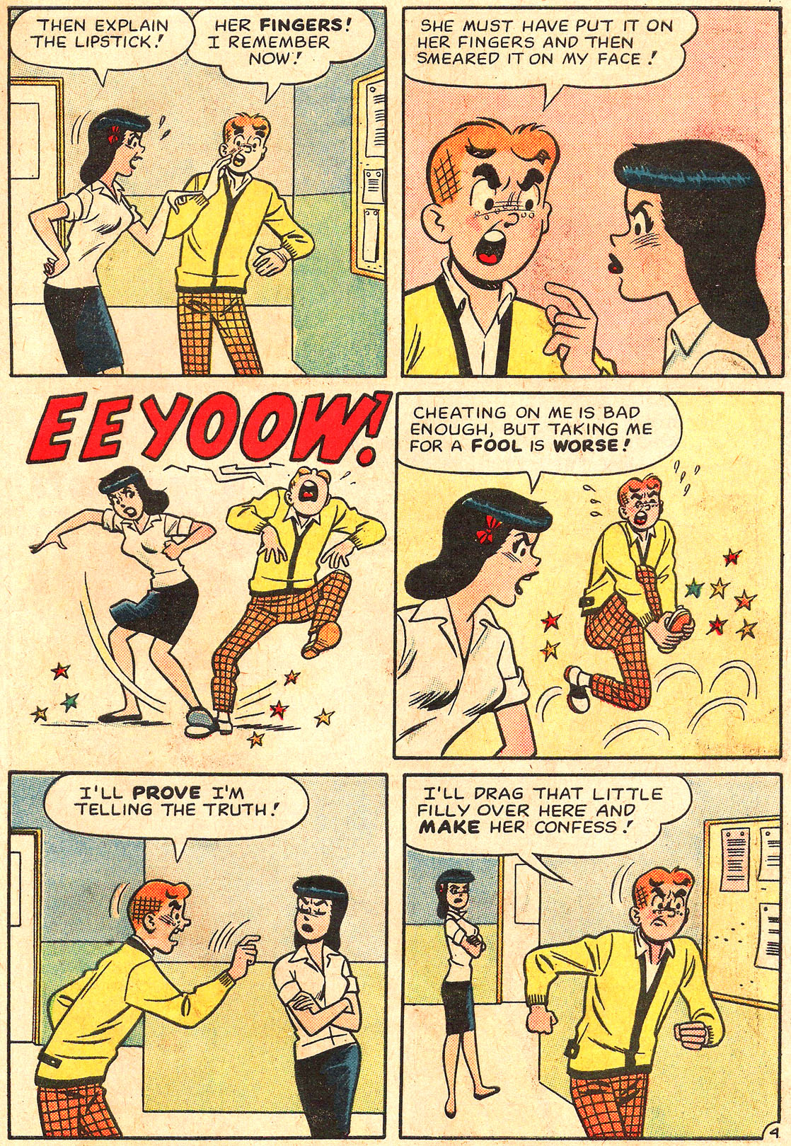 Read online Archie's Girls Betty and Veronica comic -  Issue #89 - 23