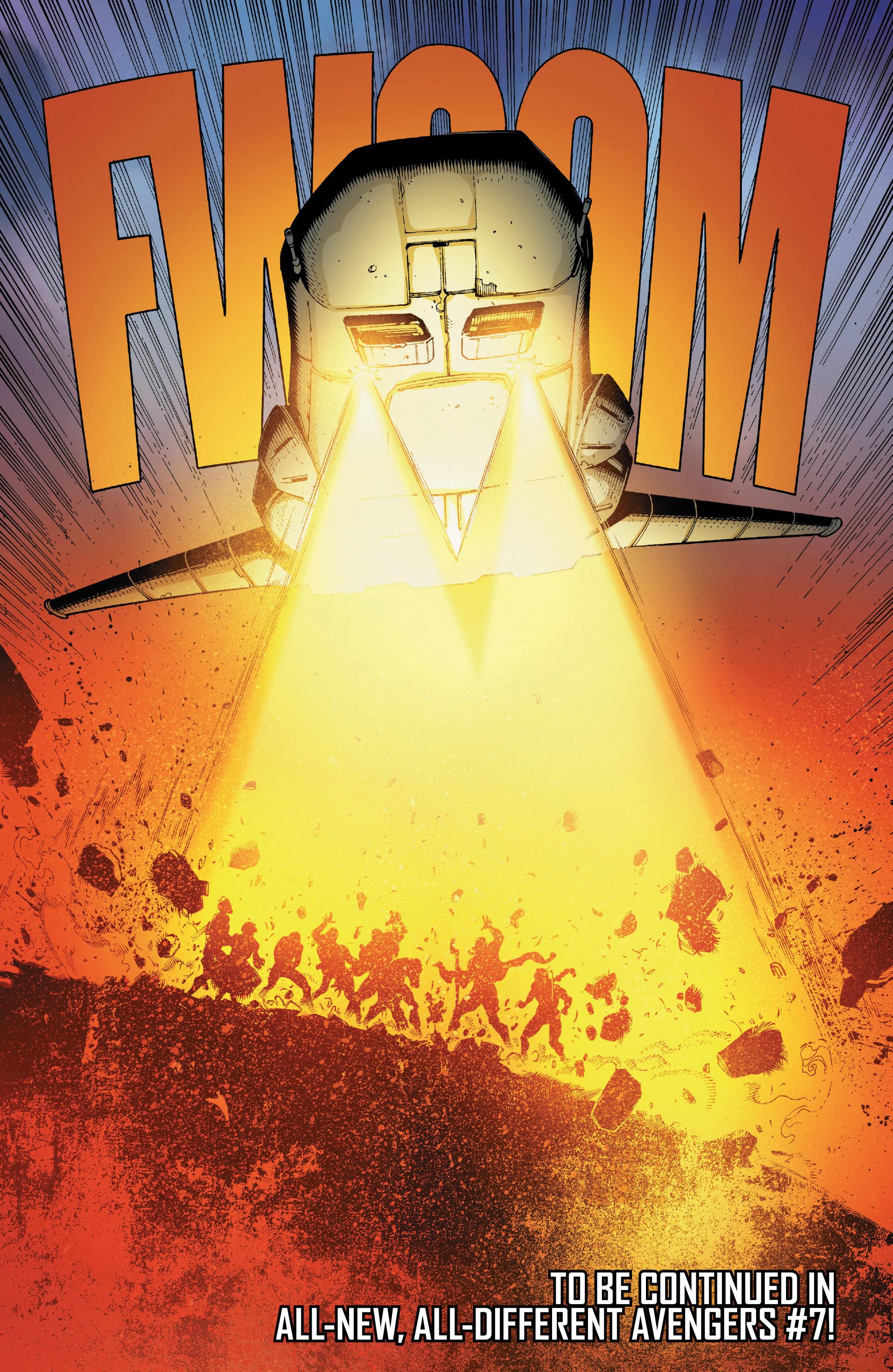 Read online Uncanny Avengers [II] comic -  Issue #7 - 21