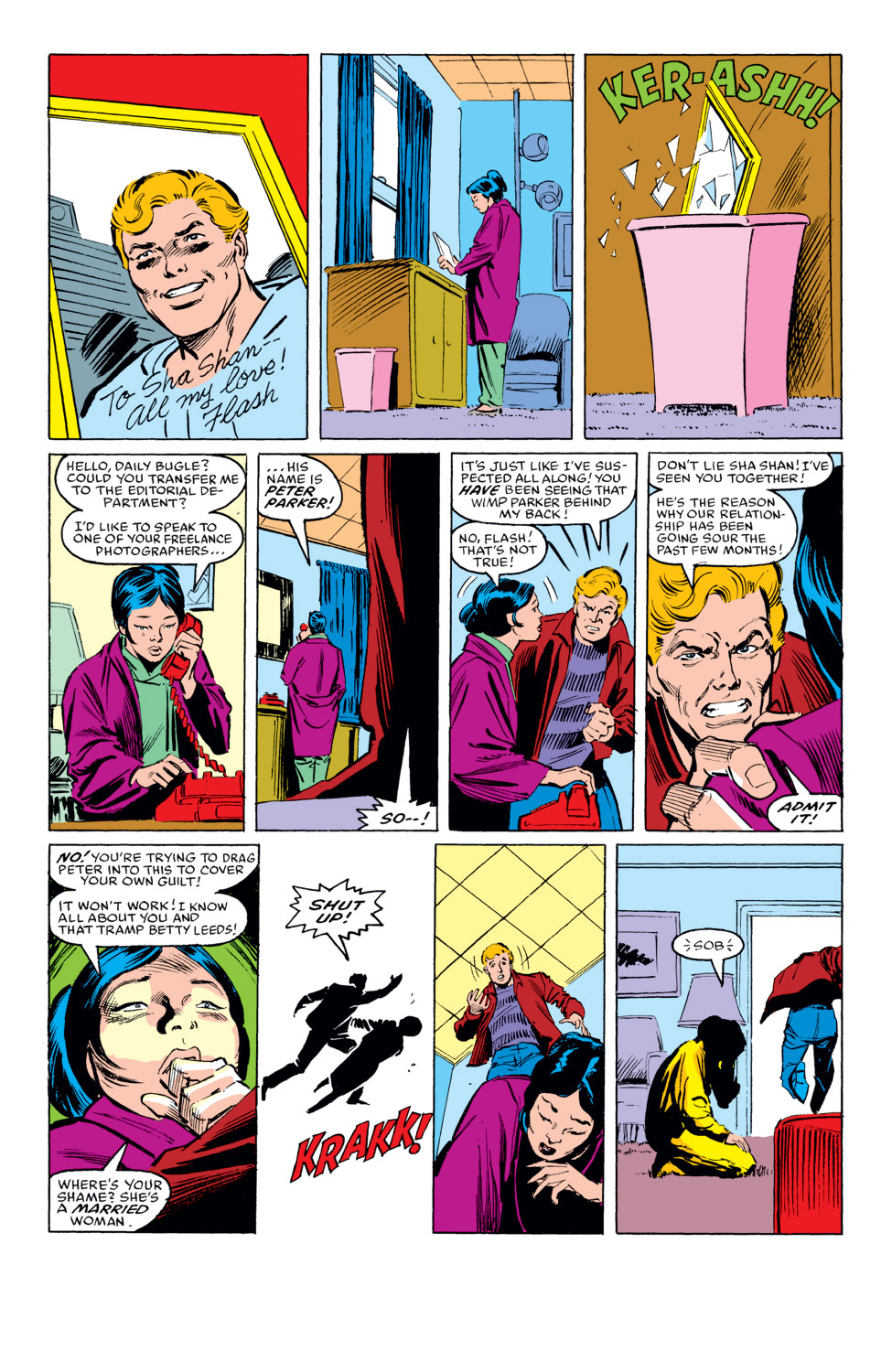 The Amazing Spider-Man (1963) 275 Page 6