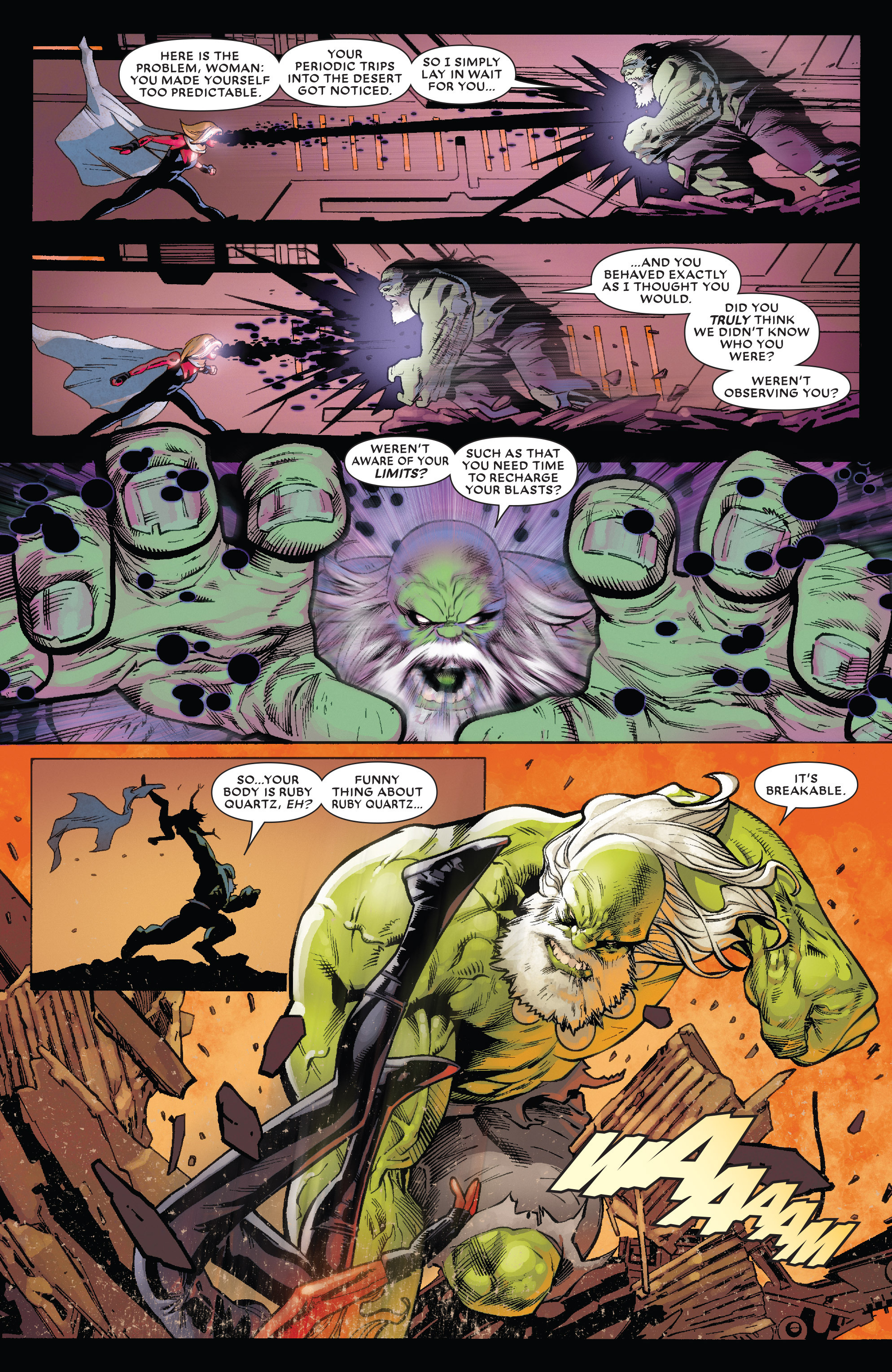 Read online Future Imperfect comic -  Issue #1 - 17