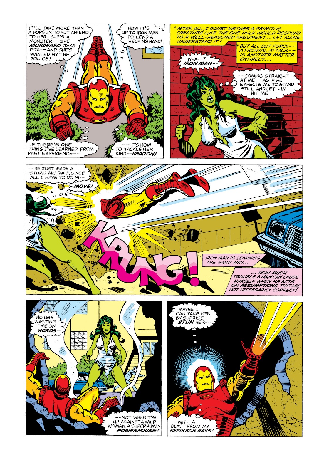 Marvel Masterworks: The Savage She-Hulk issue TPB_1_(Part_2) - Page 6