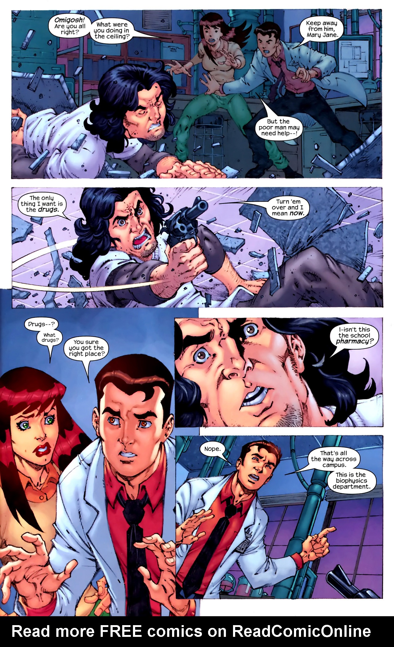 Read online Amazing Spider-Man Family comic -  Issue #4 - 24