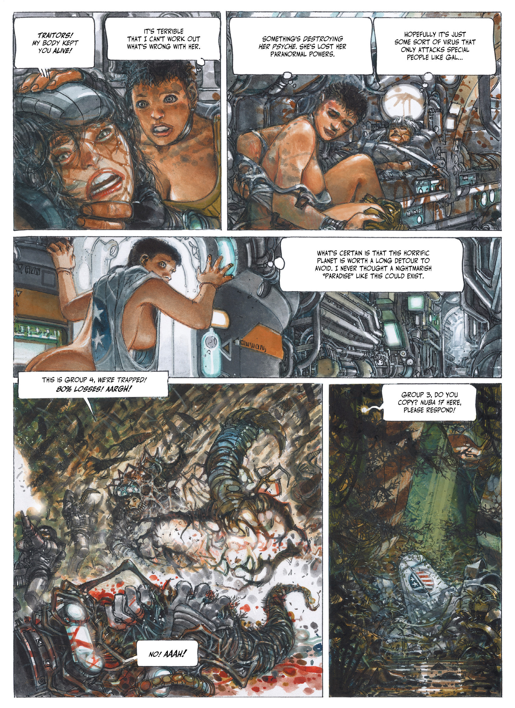 Read online The Fourth Power comic -  Issue #3 - 45