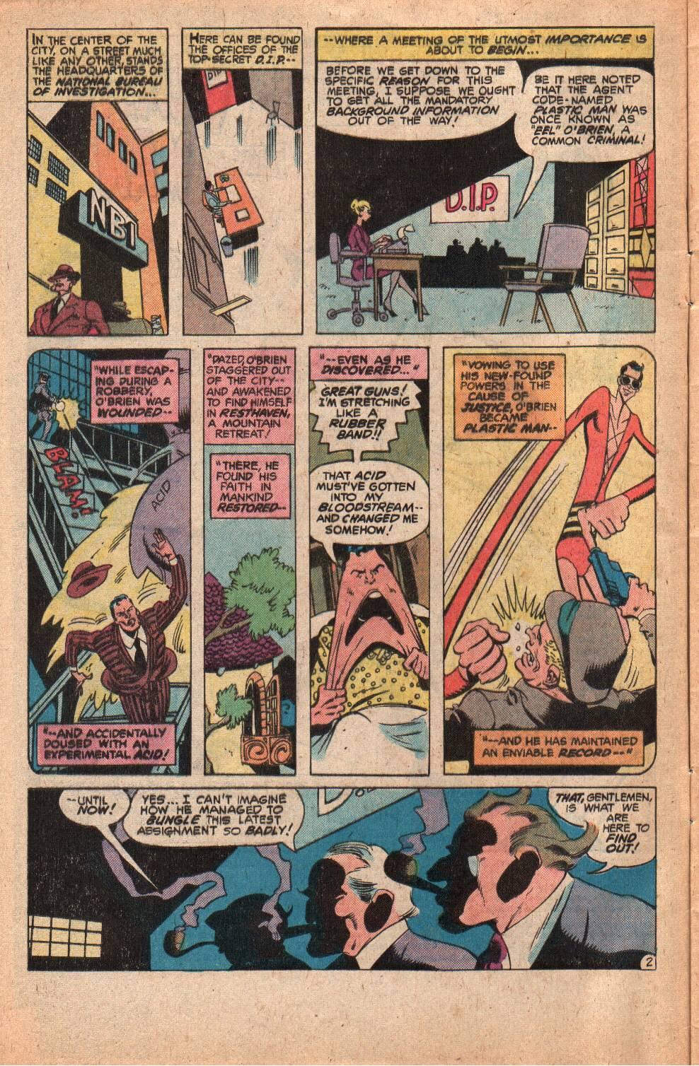 Read online Adventure Comics (1938) comic -  Issue #498 - 4