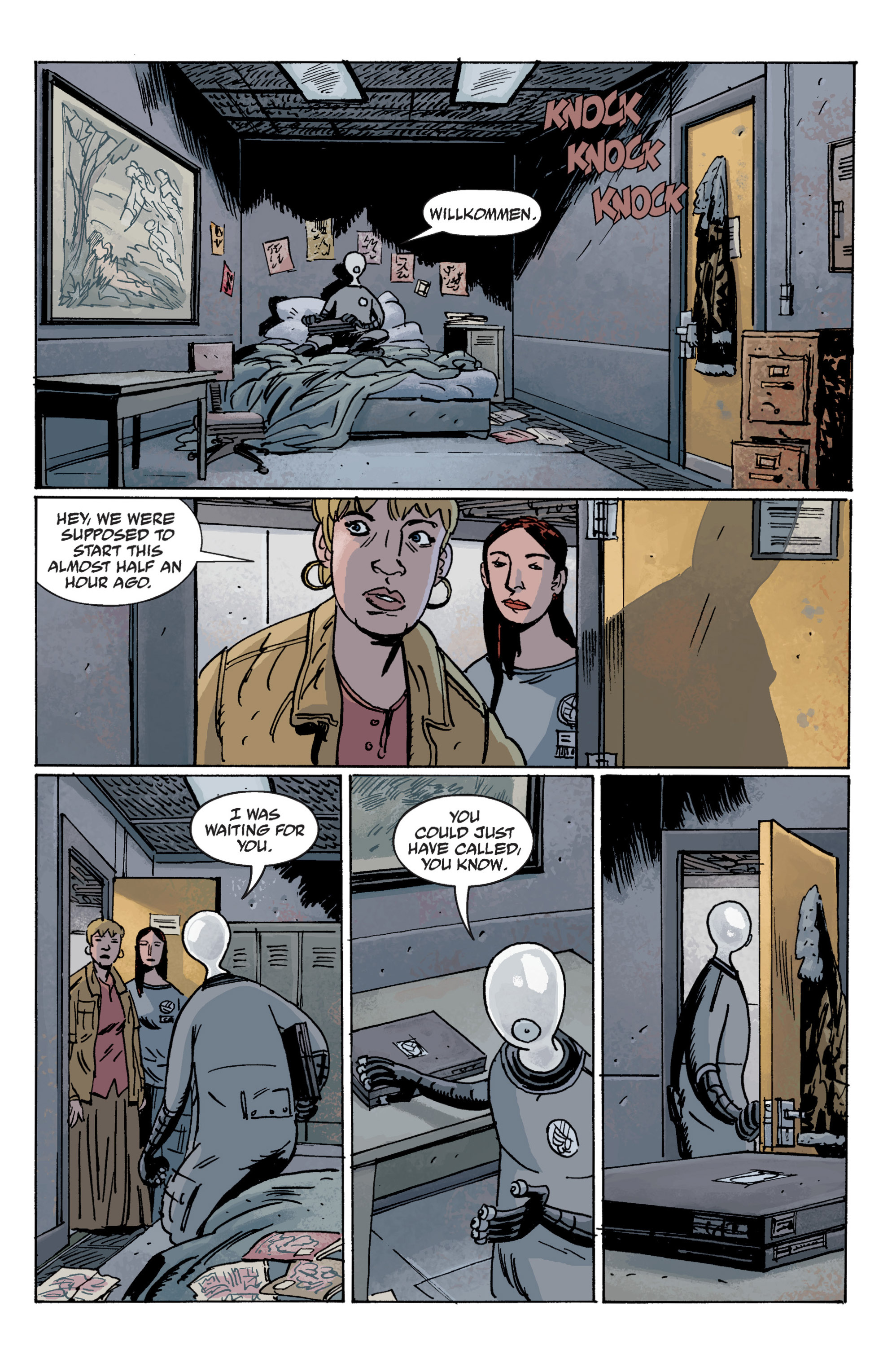 Read online B.P.R.D. (2003) comic -  Issue # TPB 10 - 23