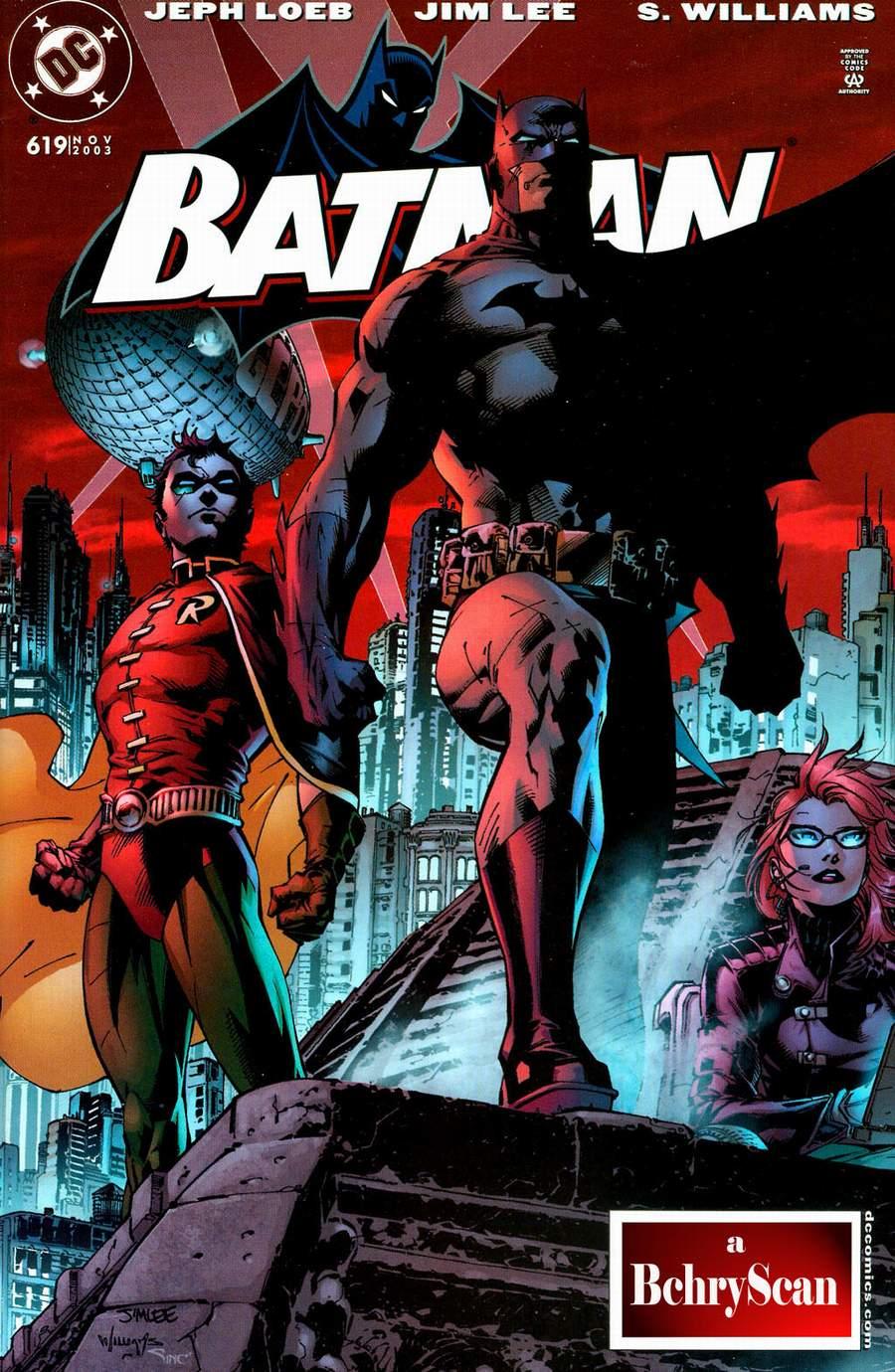 Read online Batman: Hush comic -  Issue #12 - 1