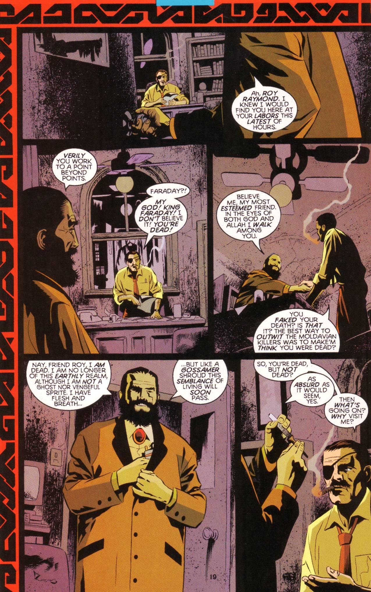 Read online Tangent Comics/ Green Lantern comic -  Issue # Full - 20