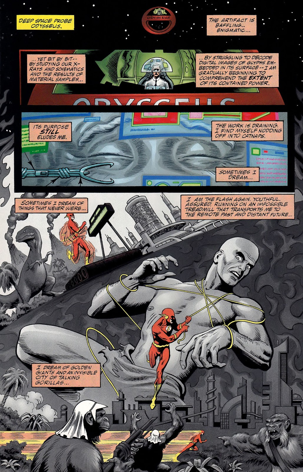 Read online Flashpoint (1999) comic -  Issue #2 - 15
