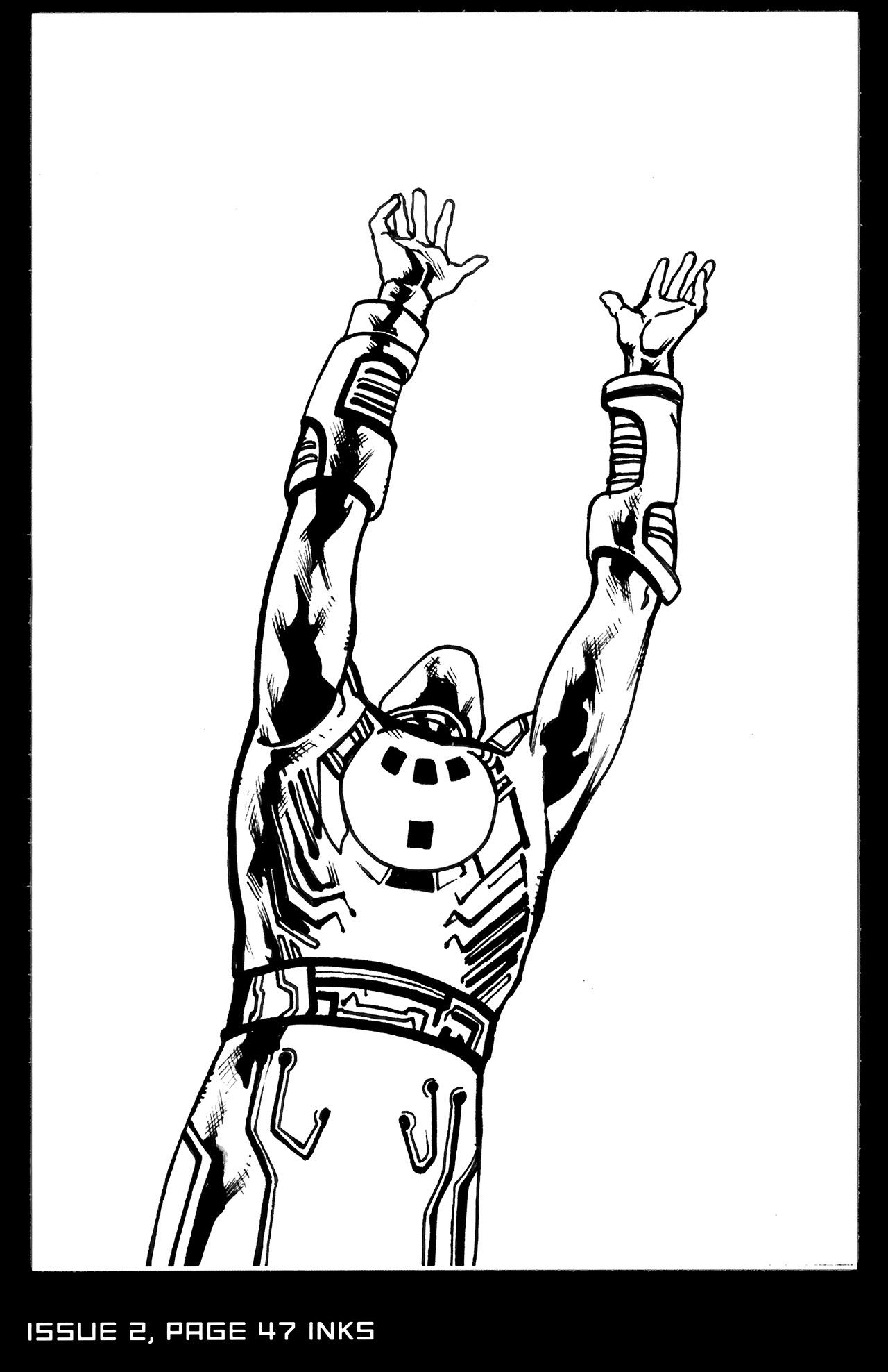 Read online TRON: Original Movie Adaptation comic -  Issue #2 - 37