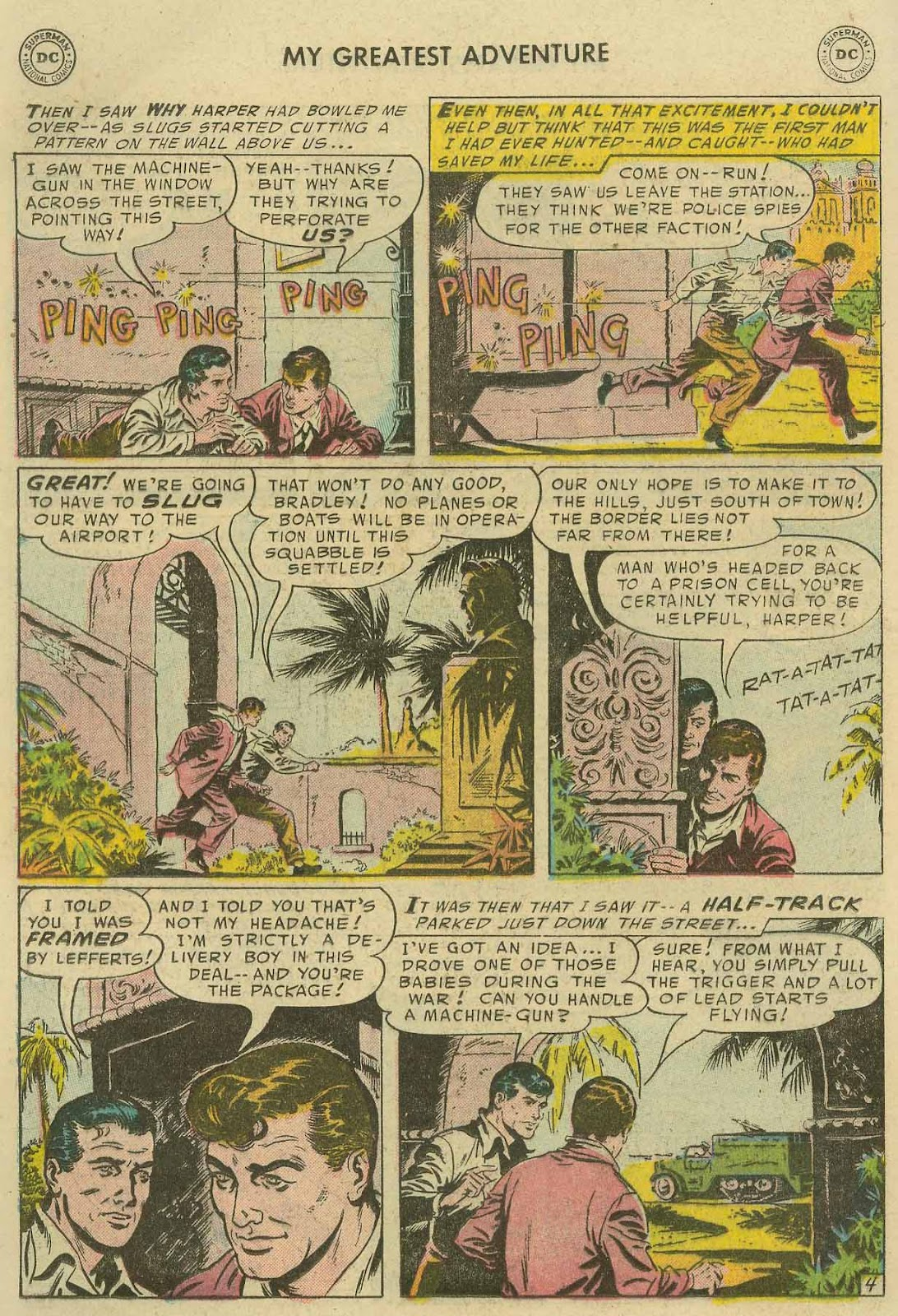 My Greatest Adventure (1955) issue 5 - Page 16