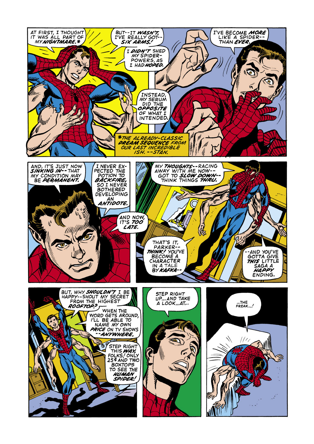 The Amazing Spider-Man (1963) 101 Page 2
