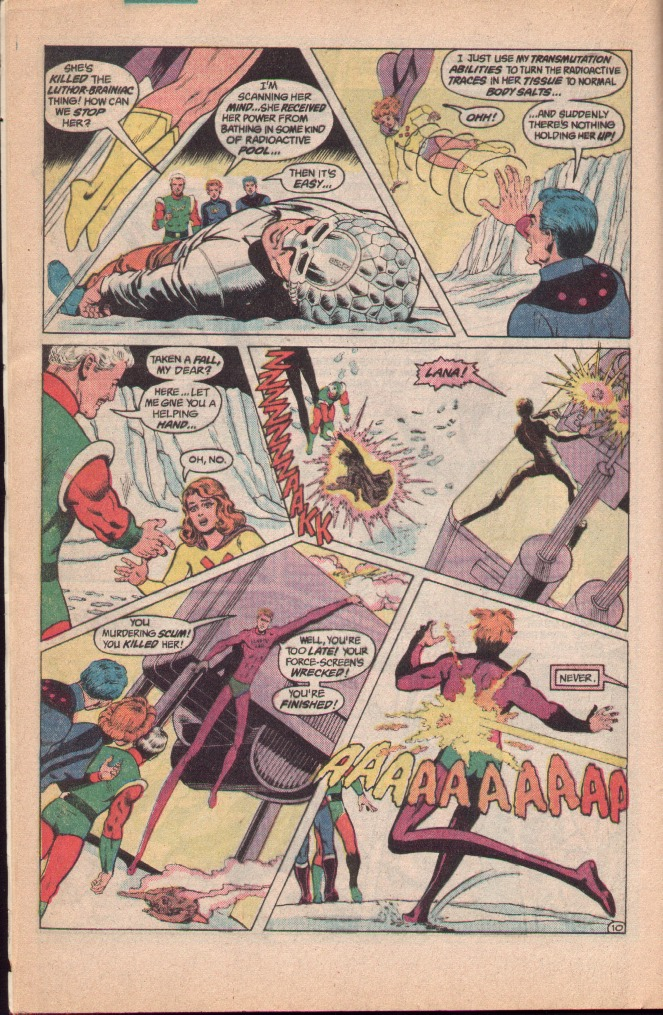 Read online Action Comics (1938) comic -  Issue #583 - 11