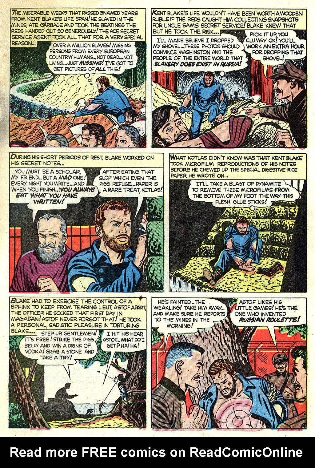 Kent Blake of the Secret Service issue 1 - Page 15