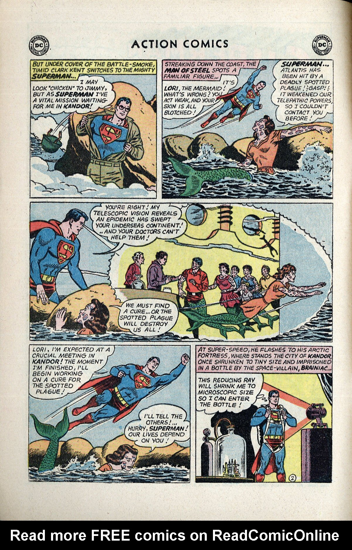 Read online Action Comics (1938) comic -  Issue #310 - 4