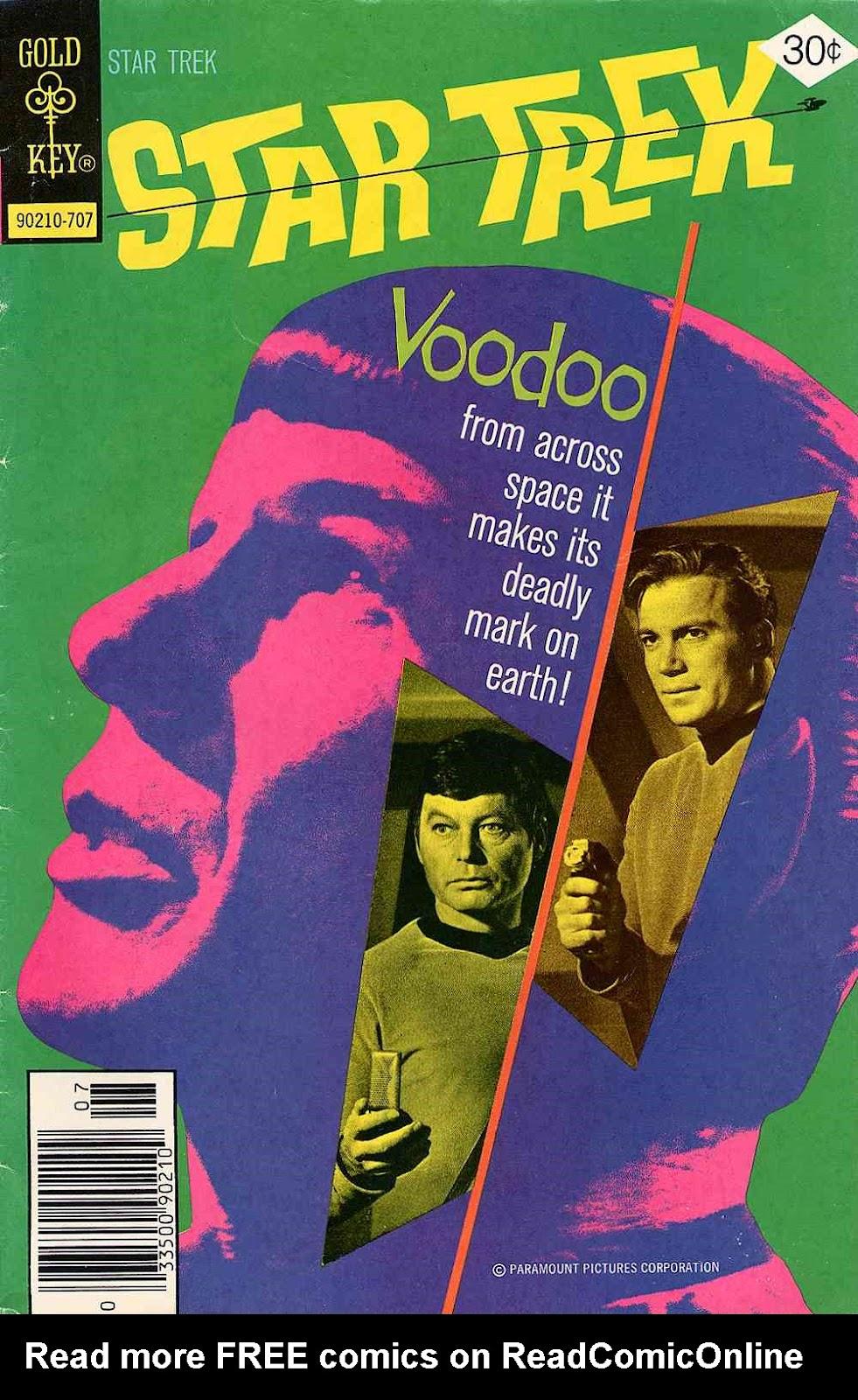 Star Trek (1967) issue 45 - Page 1