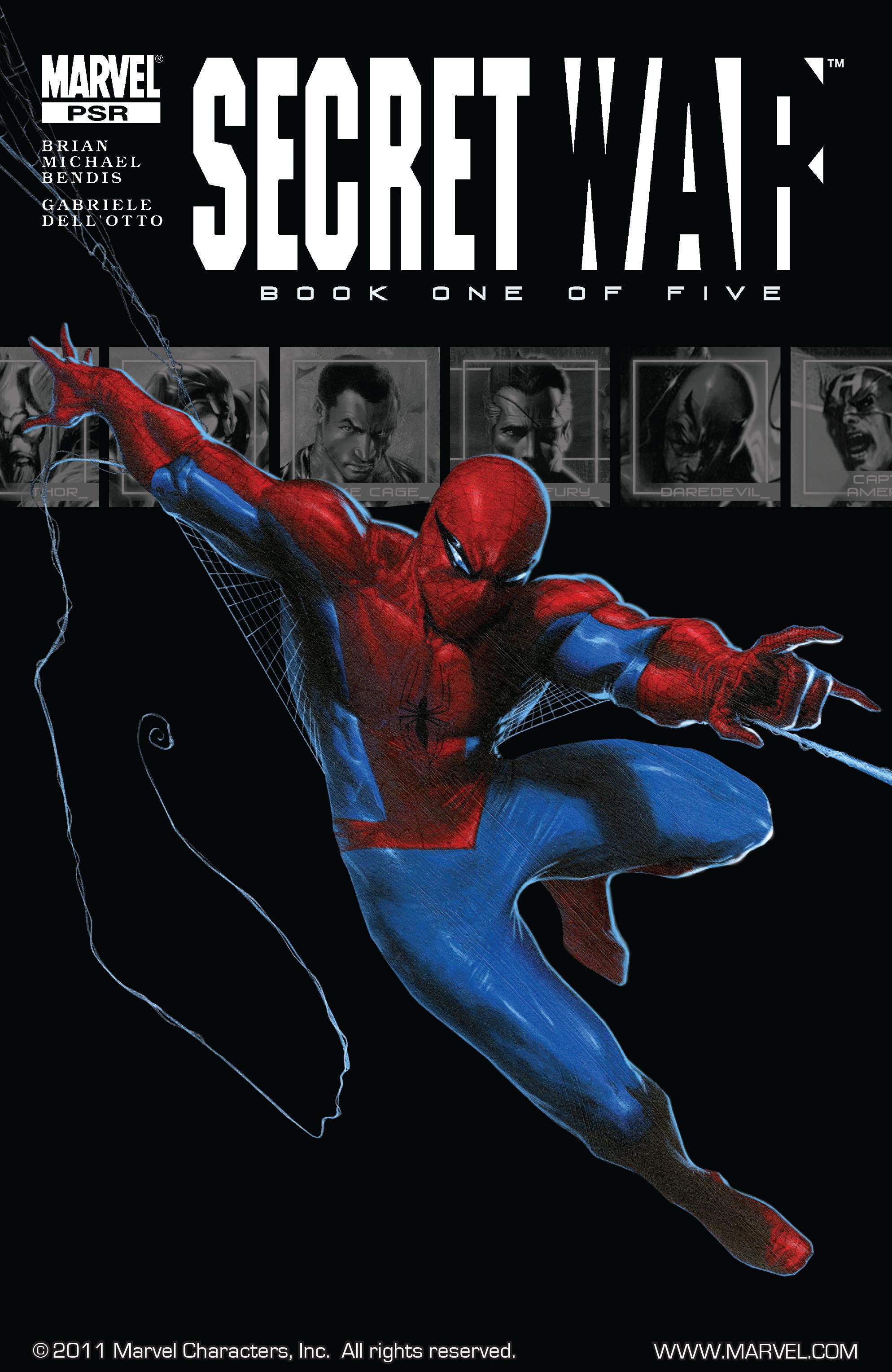 Read online Secret War comic -  Issue # Full - 3