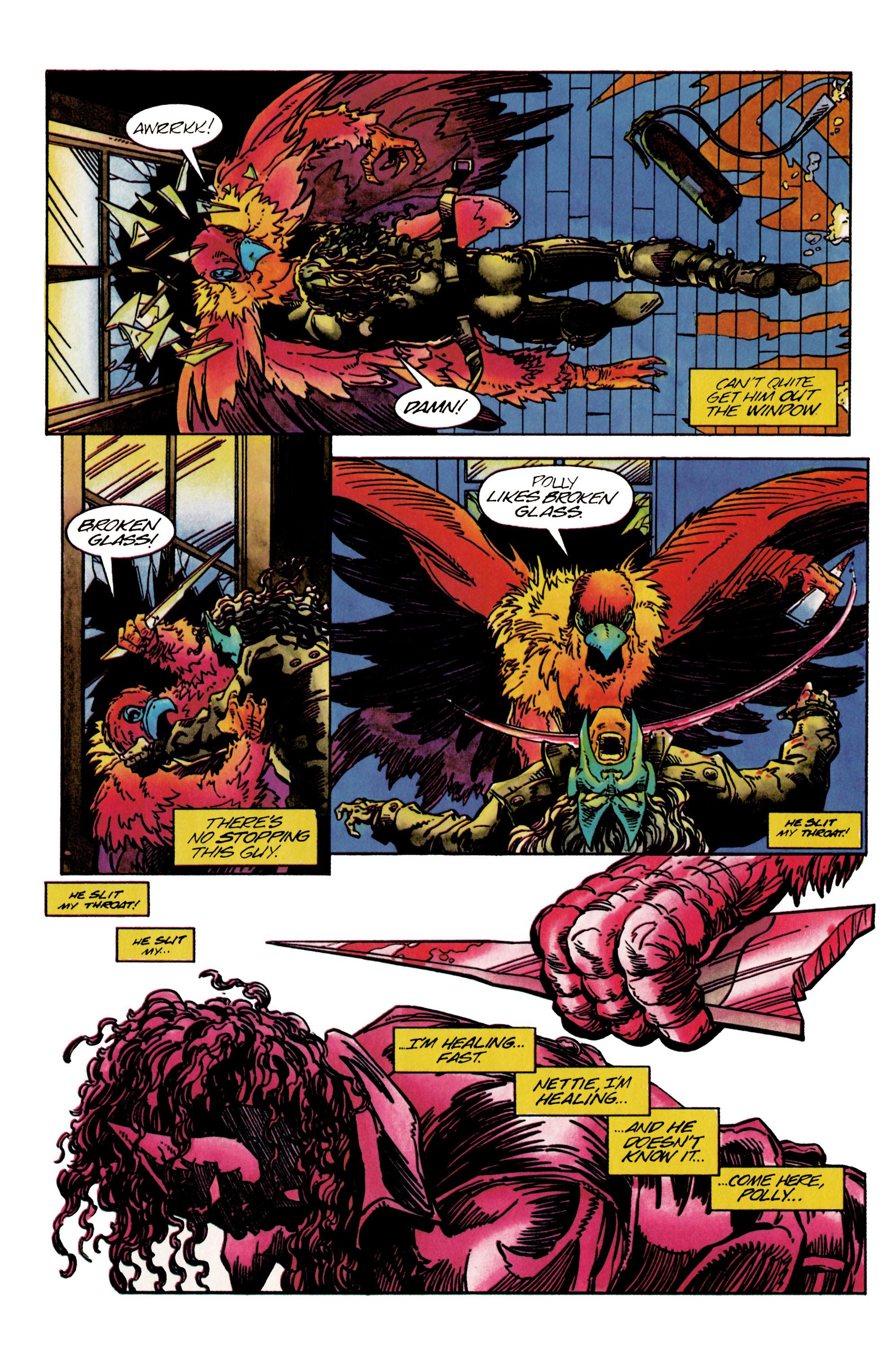 Read online Shadowman (1992) comic -  Issue #26 - 19