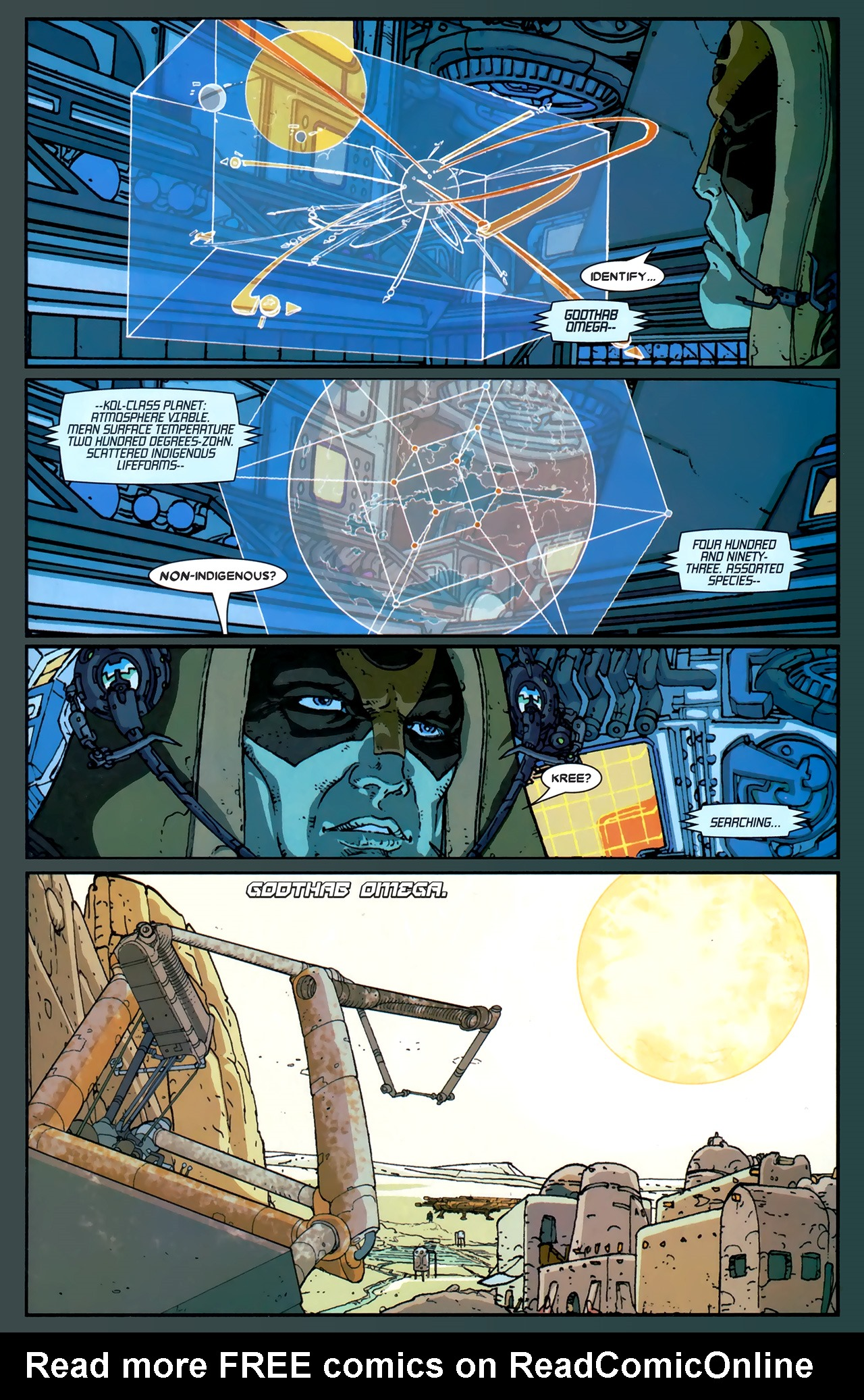 Read online Annihilation: Ronan comic -  Issue #1 - 18