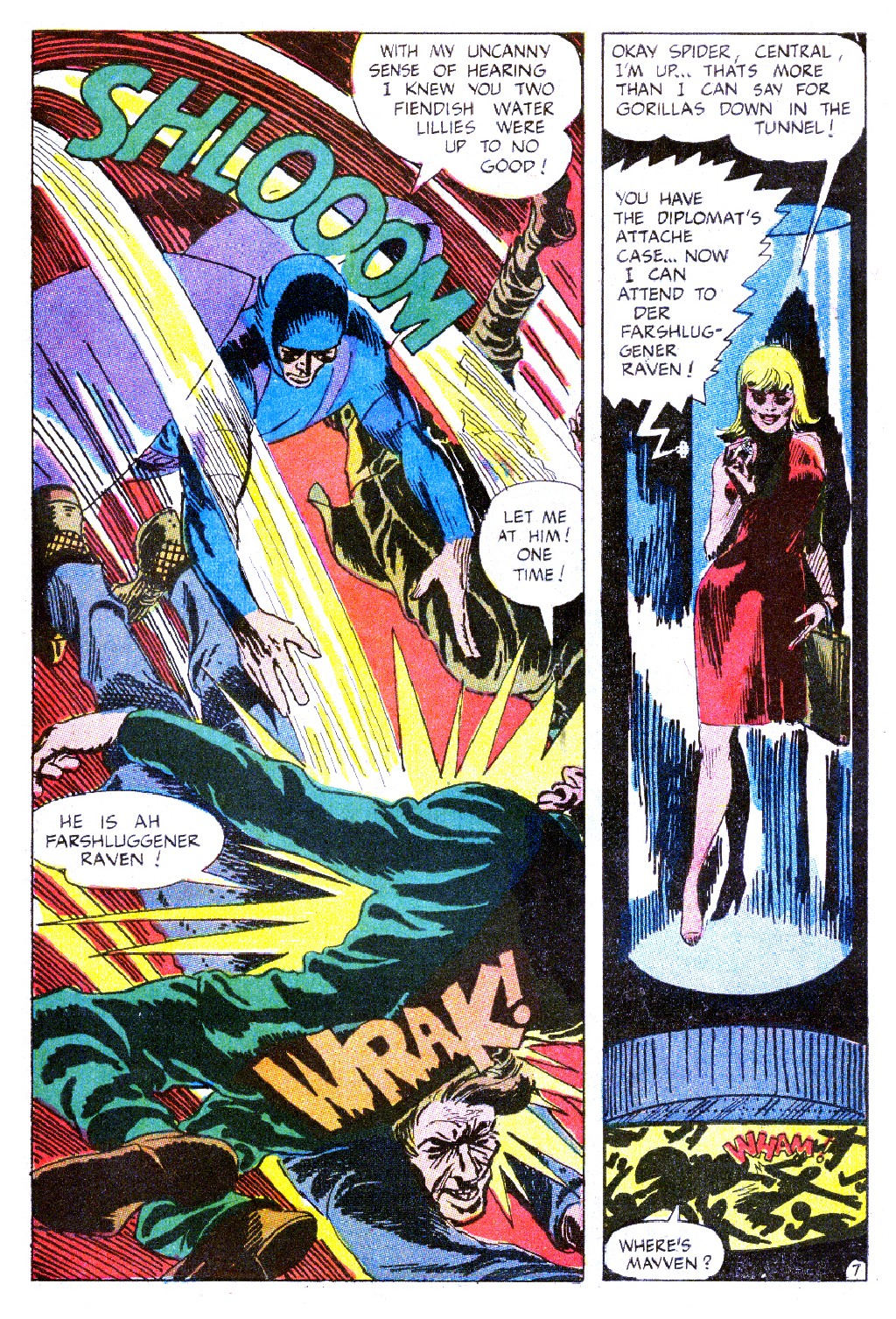 T.H.U.N.D.E.R. Agents (1965) issue 9 - Page 61