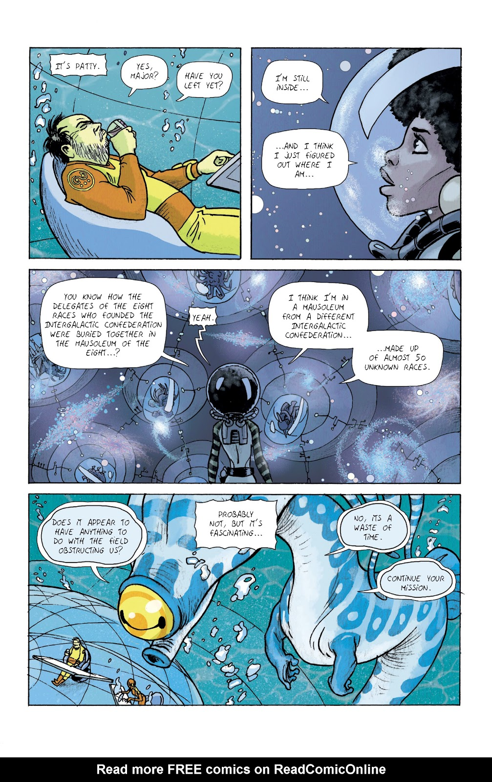 Read online Infinity 8 comic -  Issue #12 - 3