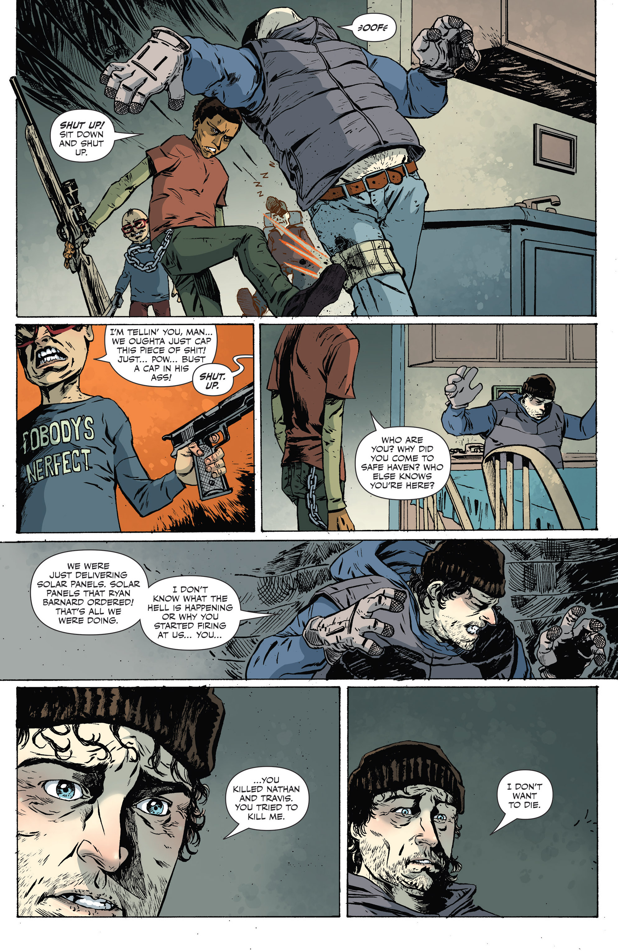 Read online Sheltered comic -  Issue #9 - 10