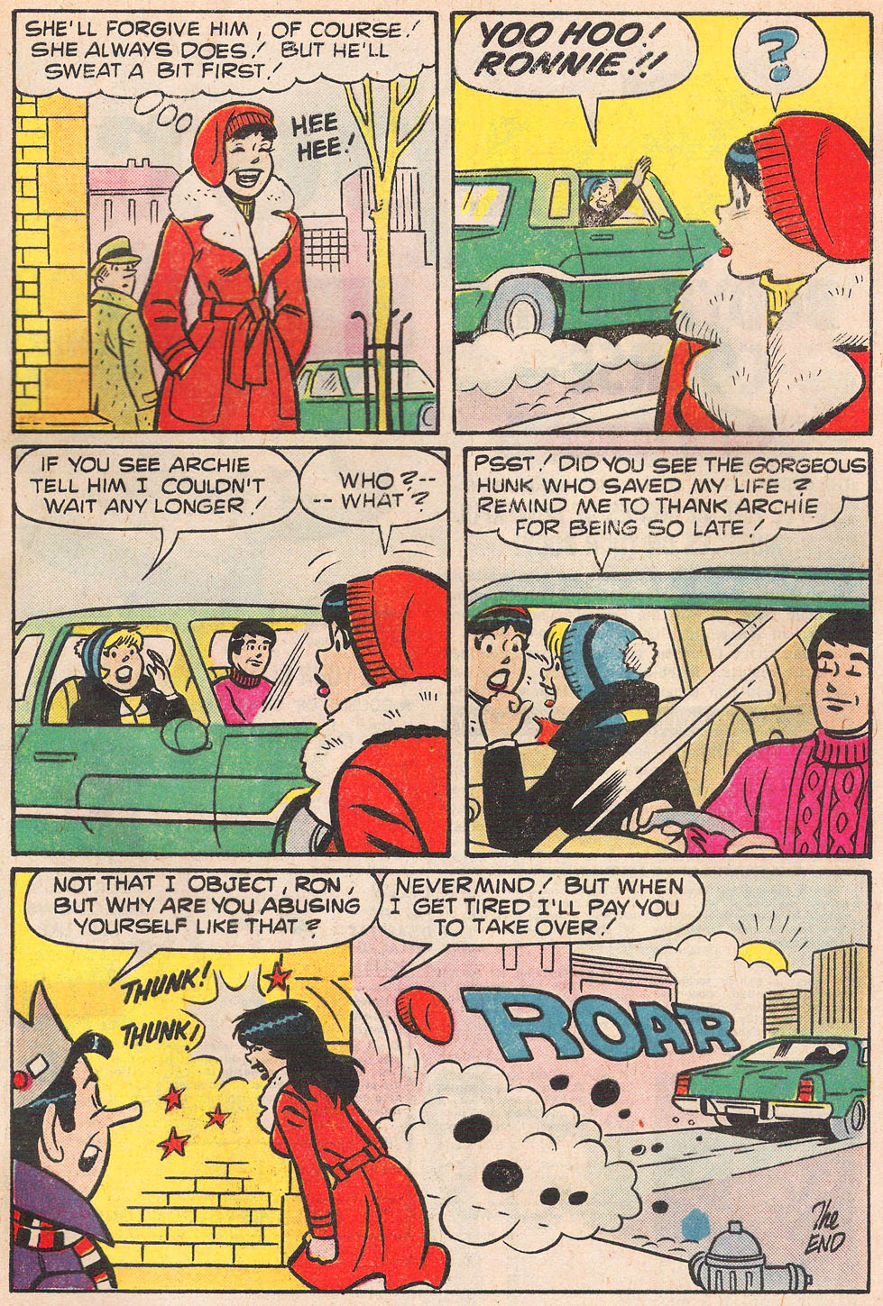 Read online Archie's Girls Betty and Veronica comic -  Issue #257 - 33
